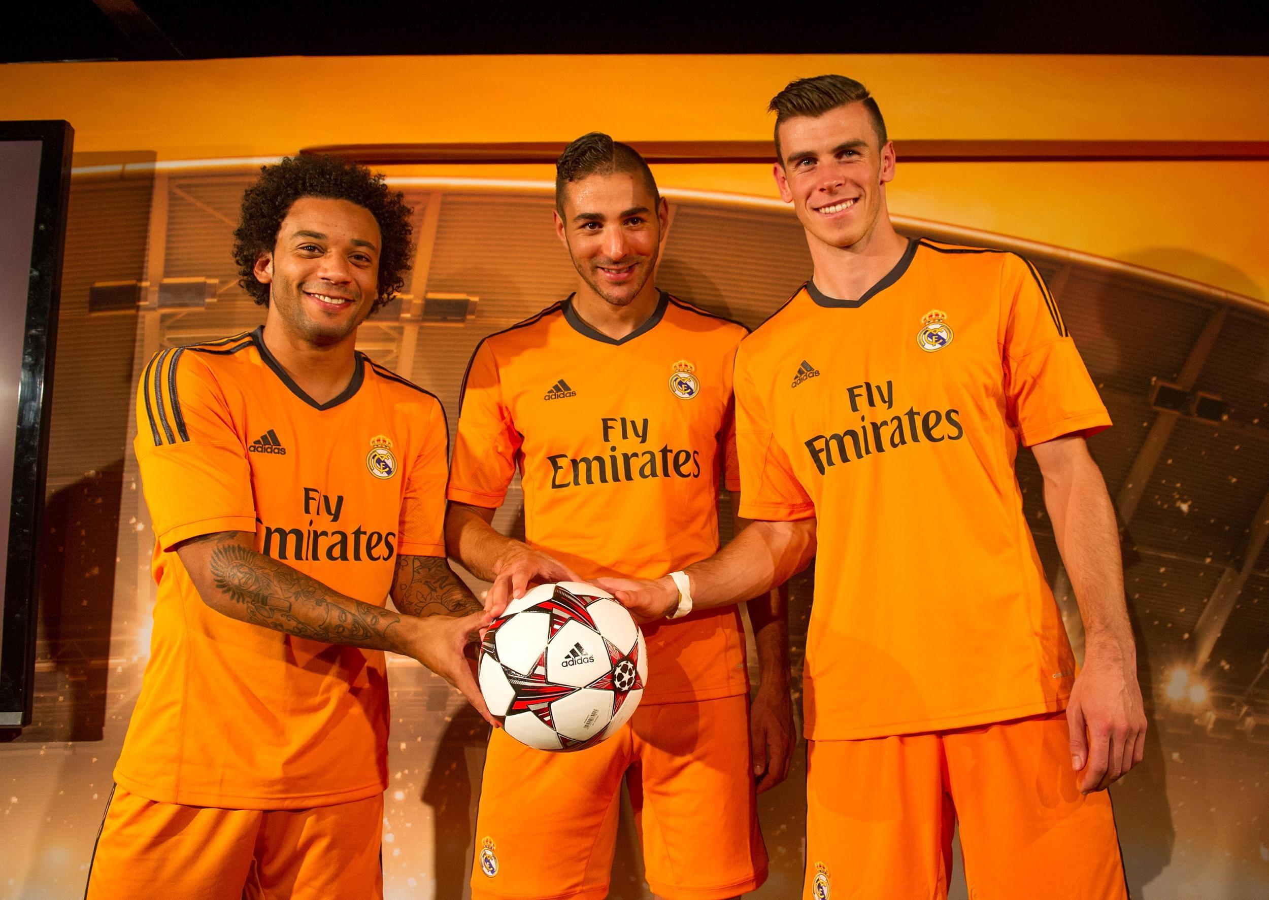 11. Real Madrid