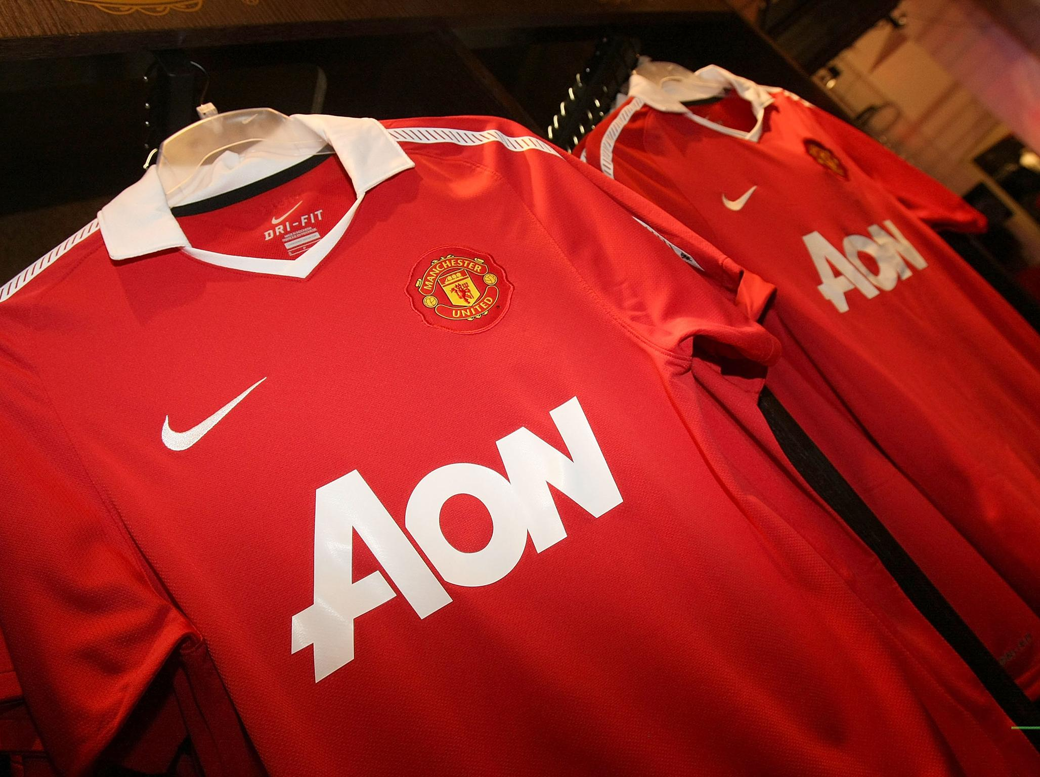 16. Manchester United