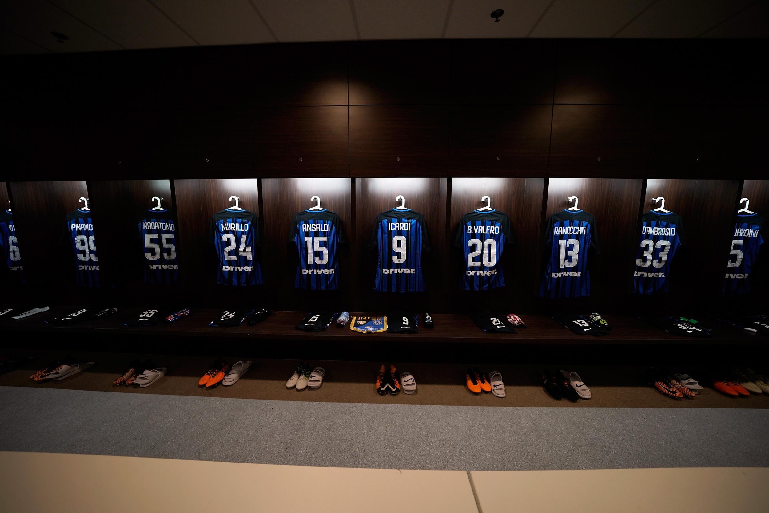 20. Inter Milan