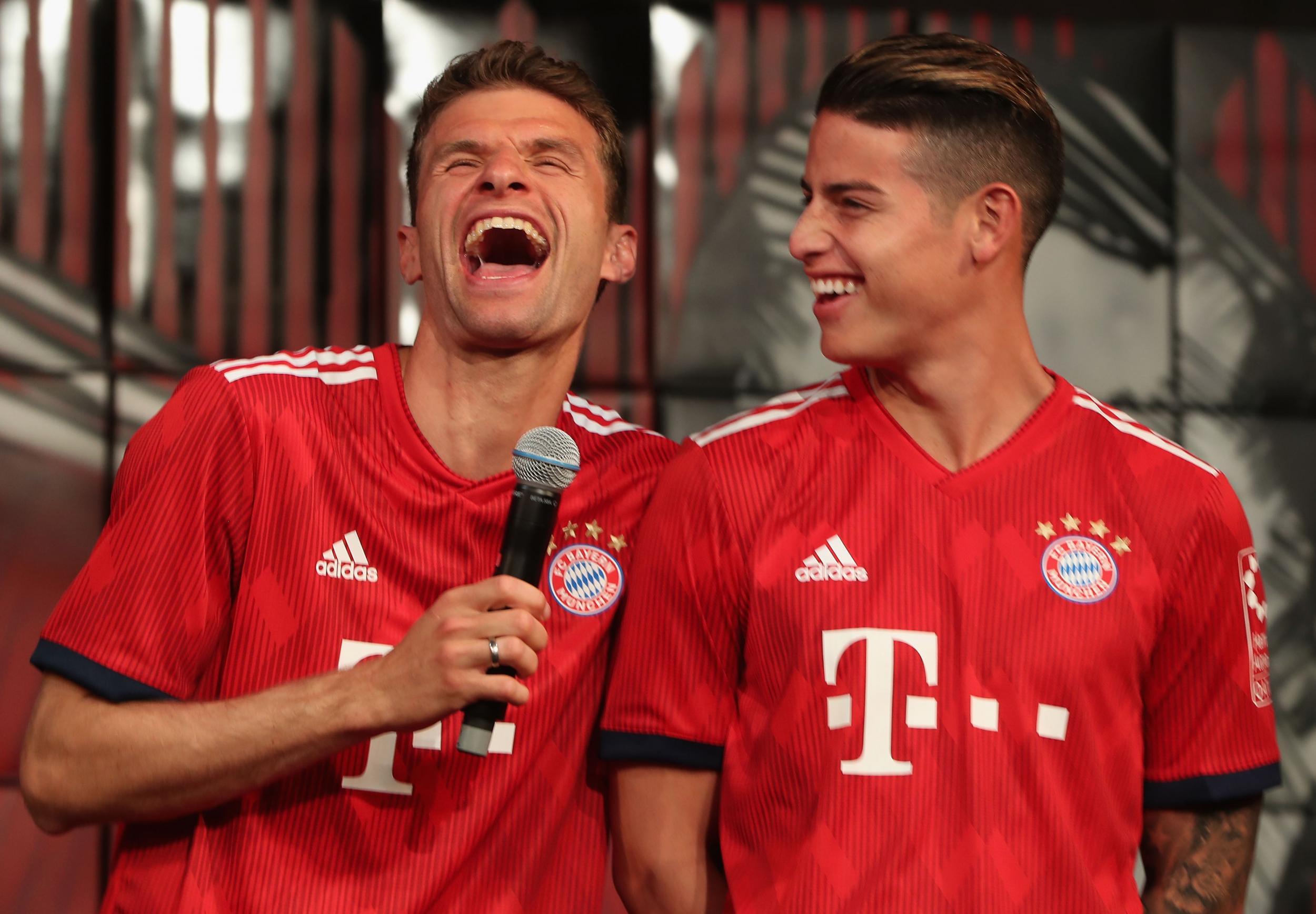 9. Bayern Munich