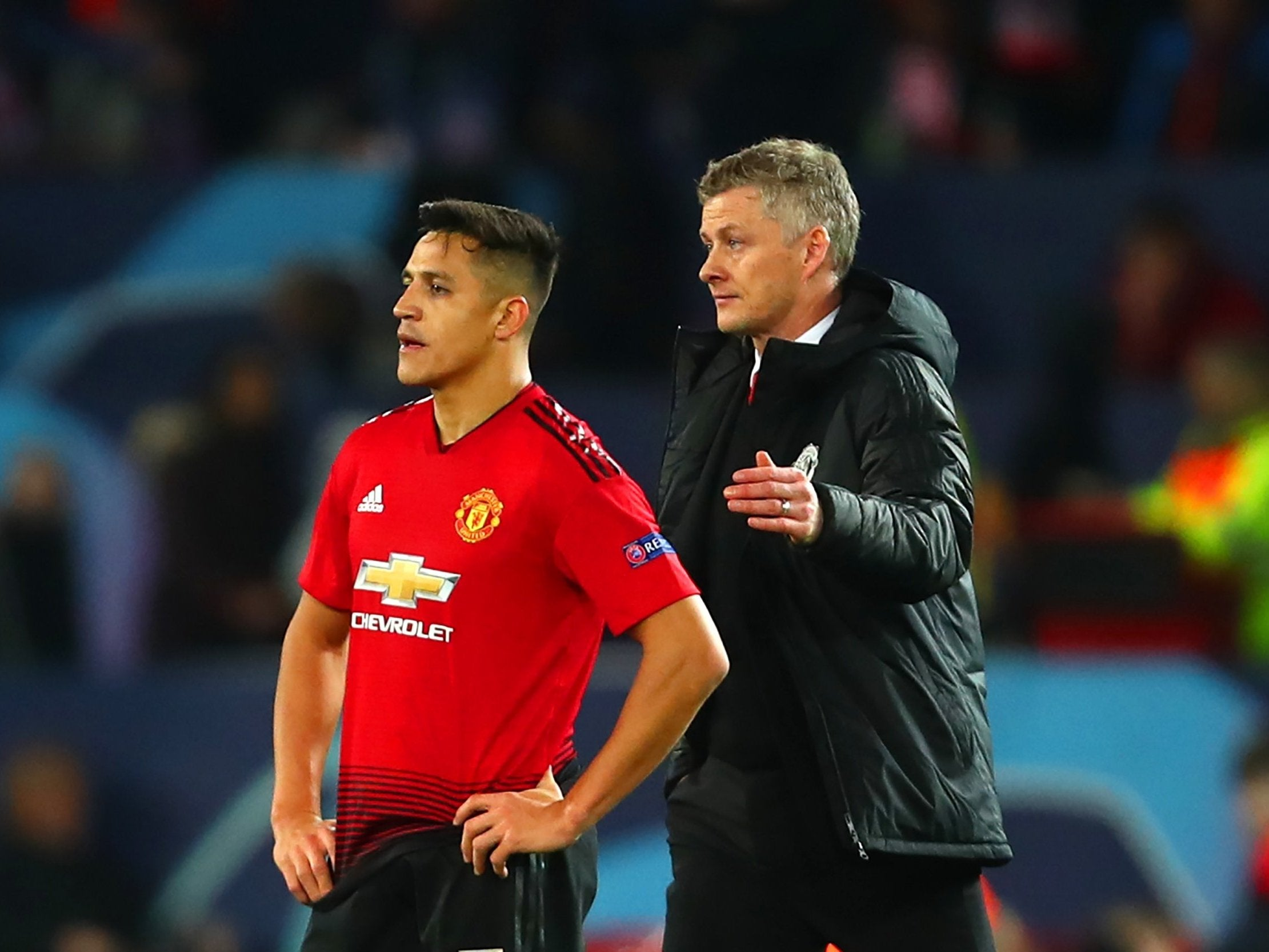 Manchester United Transfer News Alexis Sanchez Could Return To Arsenal Says Marc Overmars The Independent