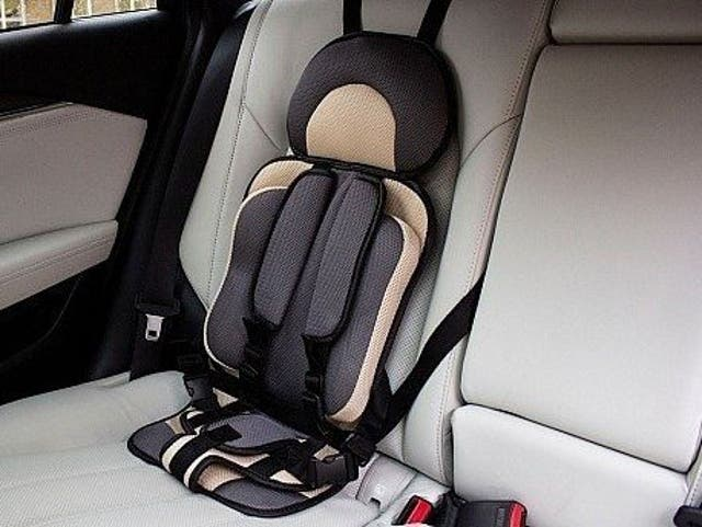 Illegal child car seat, illegal to use in UK, is available to buy for £8 from online marketplaces including eBay, Amazon and AliExpress. The Which? consumer group said seats clearly lacked support needed to protect babies and toddlers despite being described in listings as suitable for newborns and children up to the age of five.