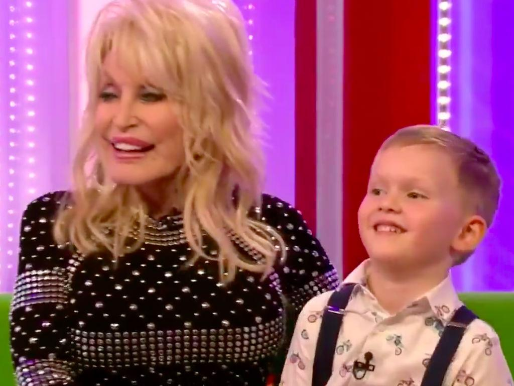 Dolly Parton praised as 'humble' for sweet encounter with young fan on The One Show