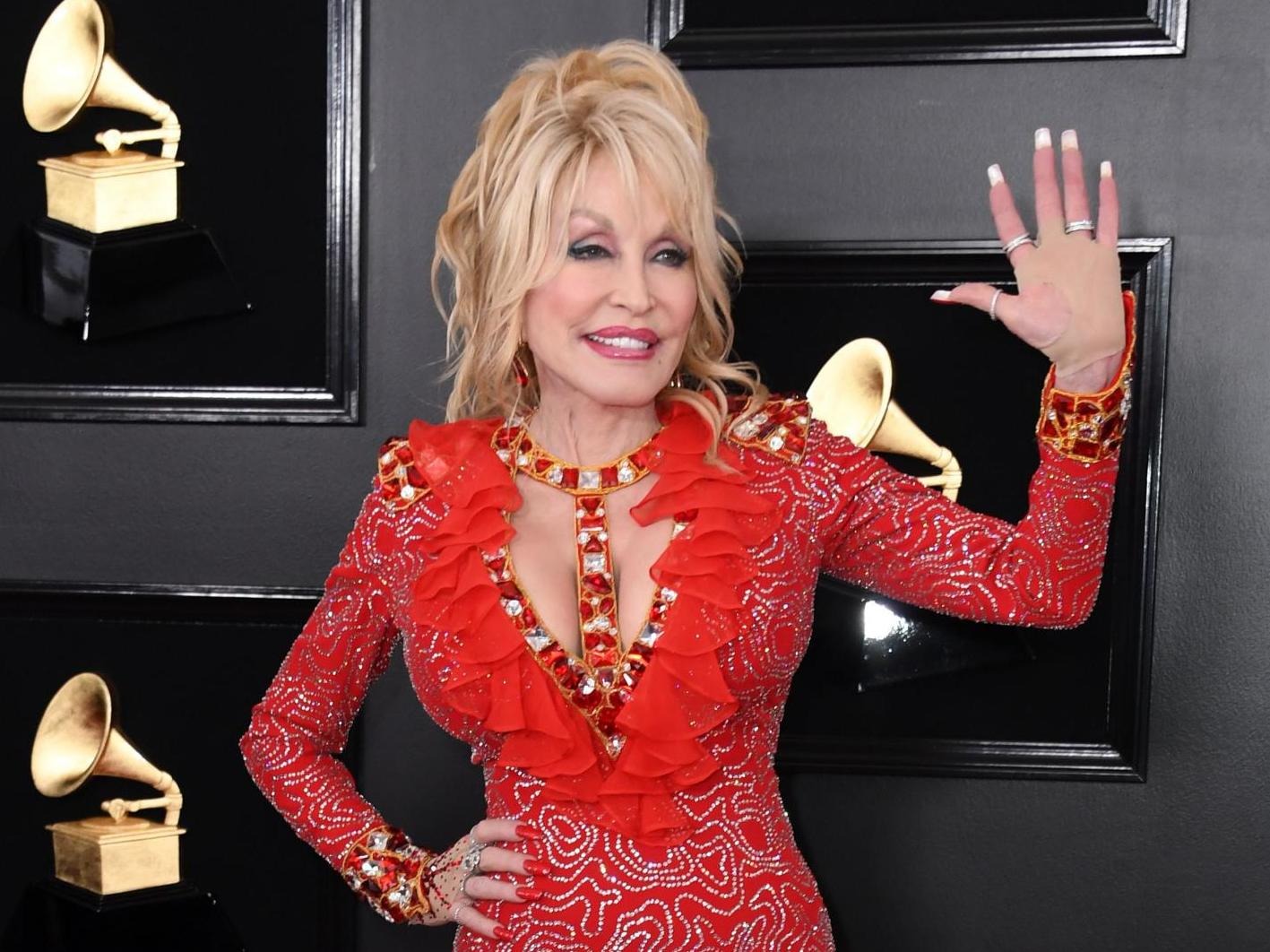 Dolly Parton Discusses Dangers Of Body Image Pressures On Young