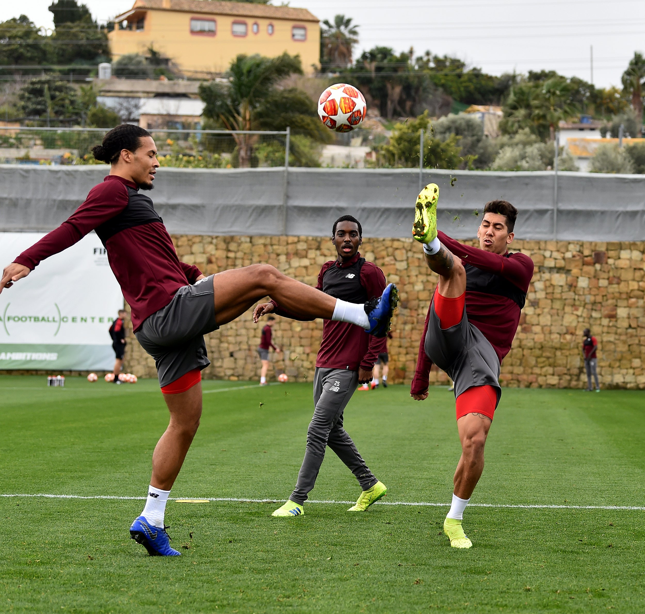 Inside Liverpool's Marbella training camp and what they worked on in