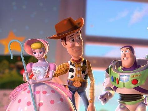 toy story bo peep woody buzz love annie potts actor confused amigos dejar sus independent release date trailer