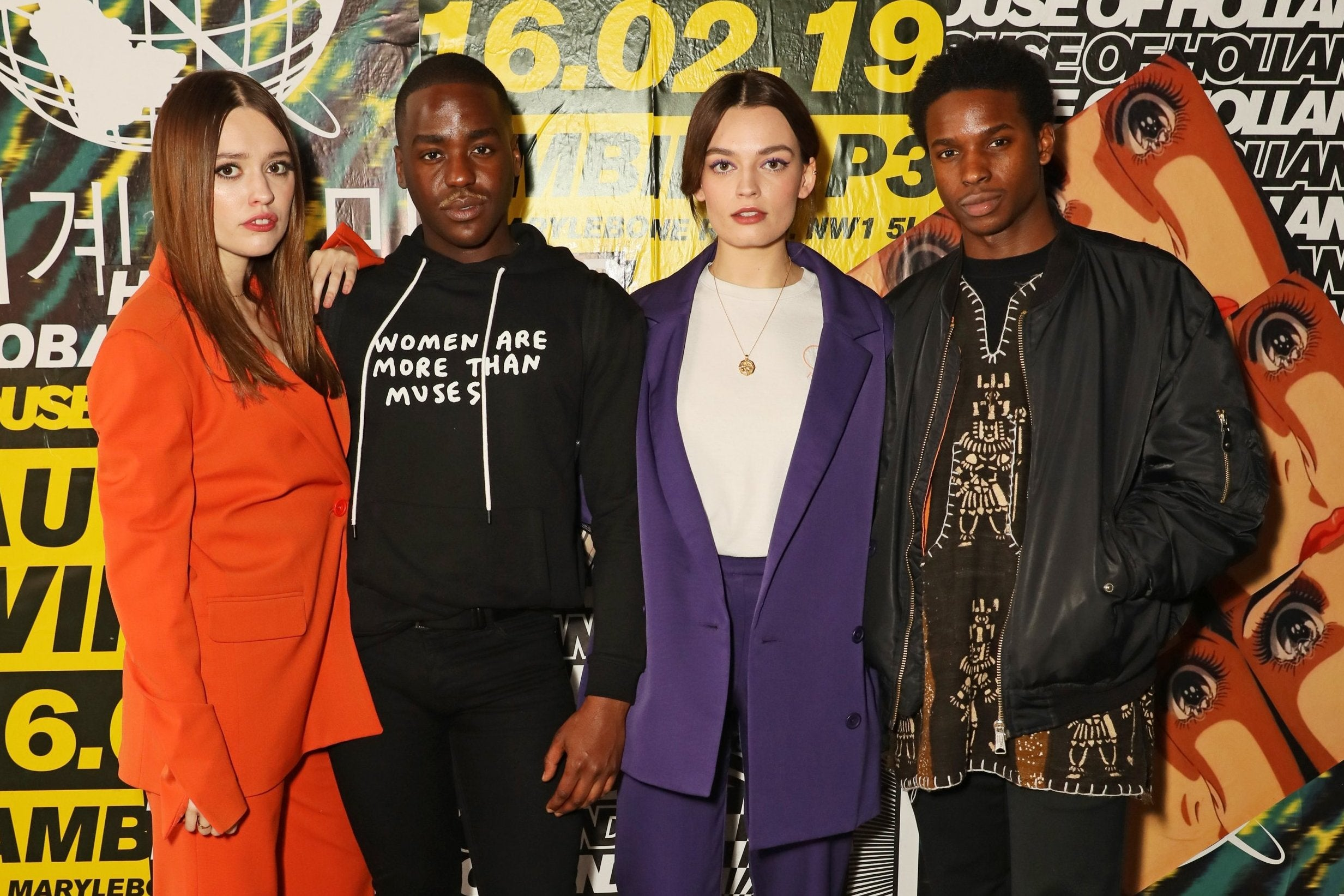 London Fashion Week: Celebrities on the front row at the AW19 runway shows