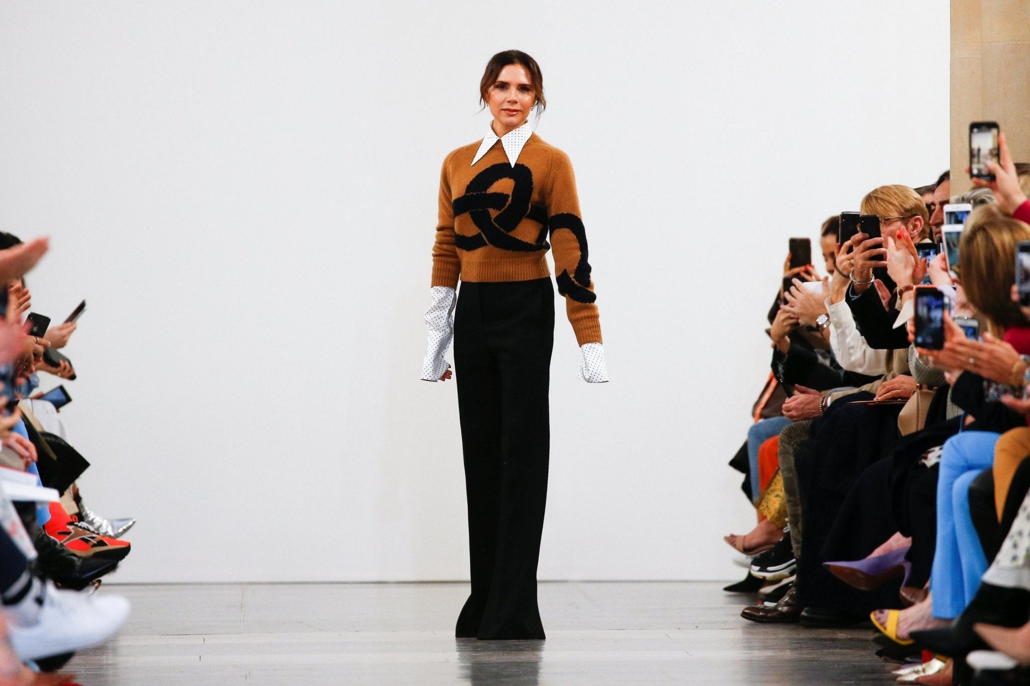 Victoria Beckham AW19 review: Fluid femininity in a collection that oozed cool elegance
