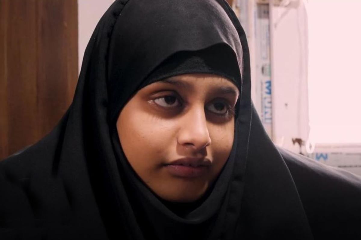 James Heappey: Right decision to revoke Shamima Begum citizenship