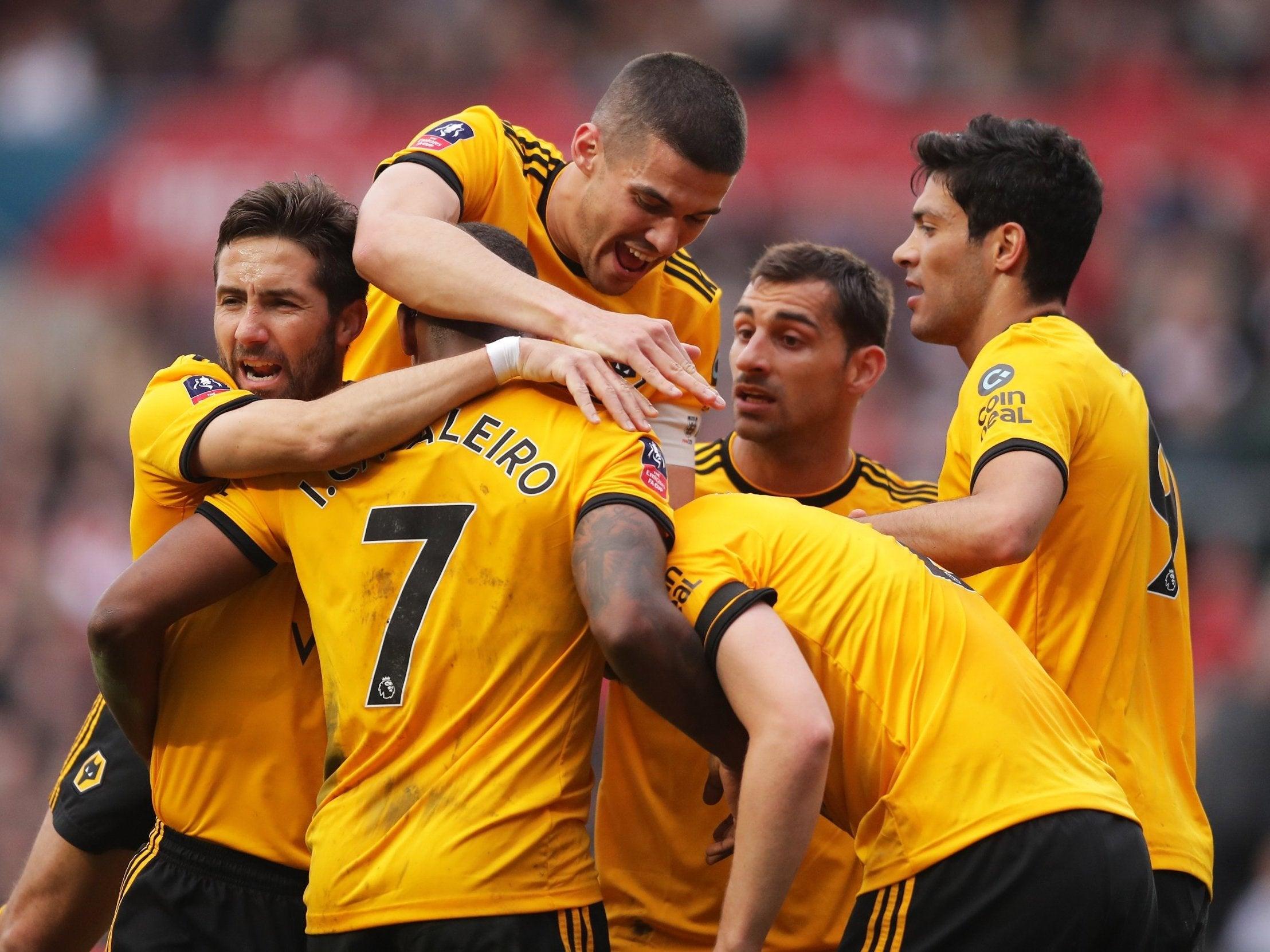Bristol City vs Wolves: Ivan Cavaleiro edges Nuno Espirito Santo's side into FA Cup quarter-finals