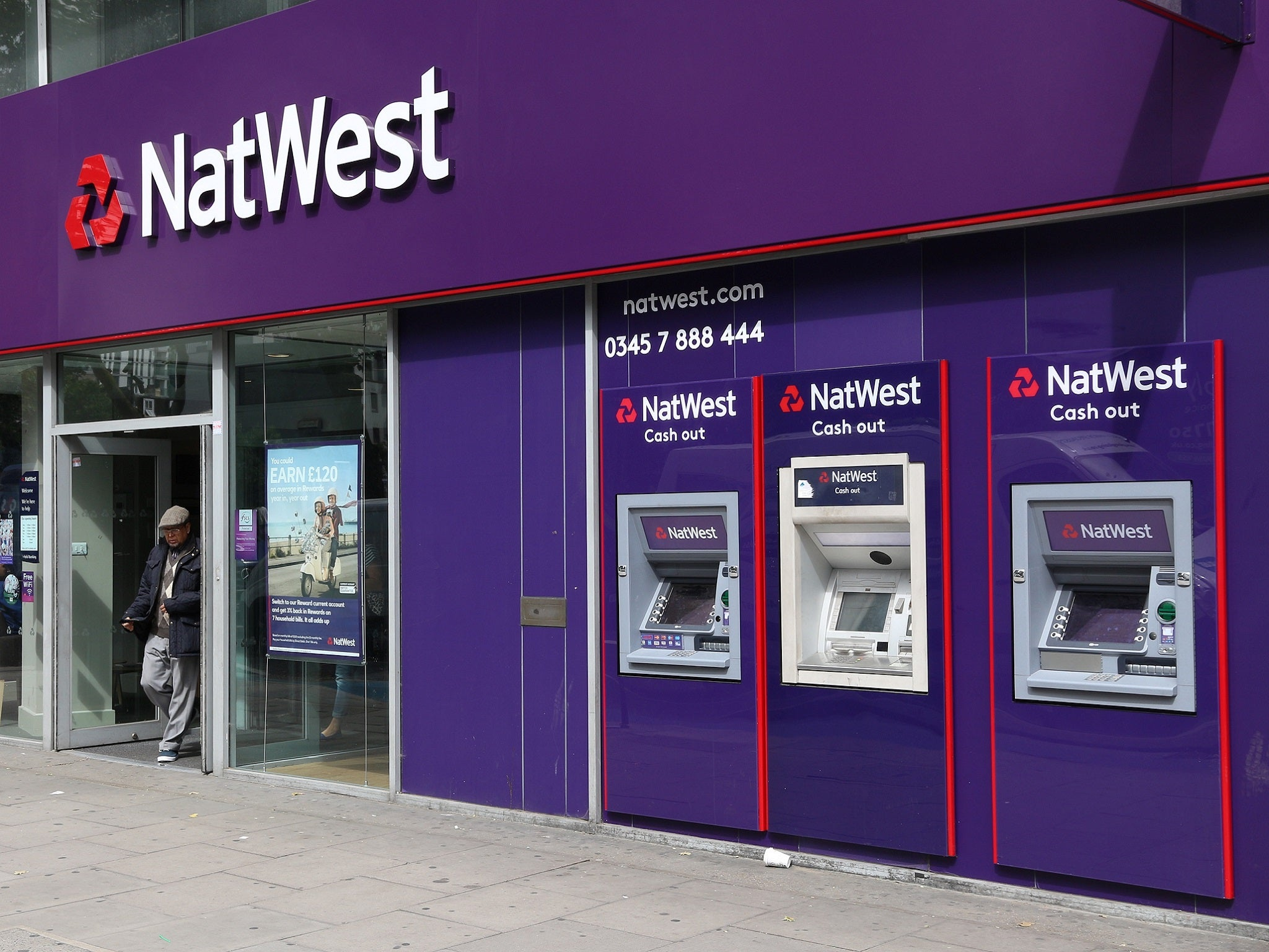 NatWest bank customer told 'vegans should be punched' while trying to take out loan