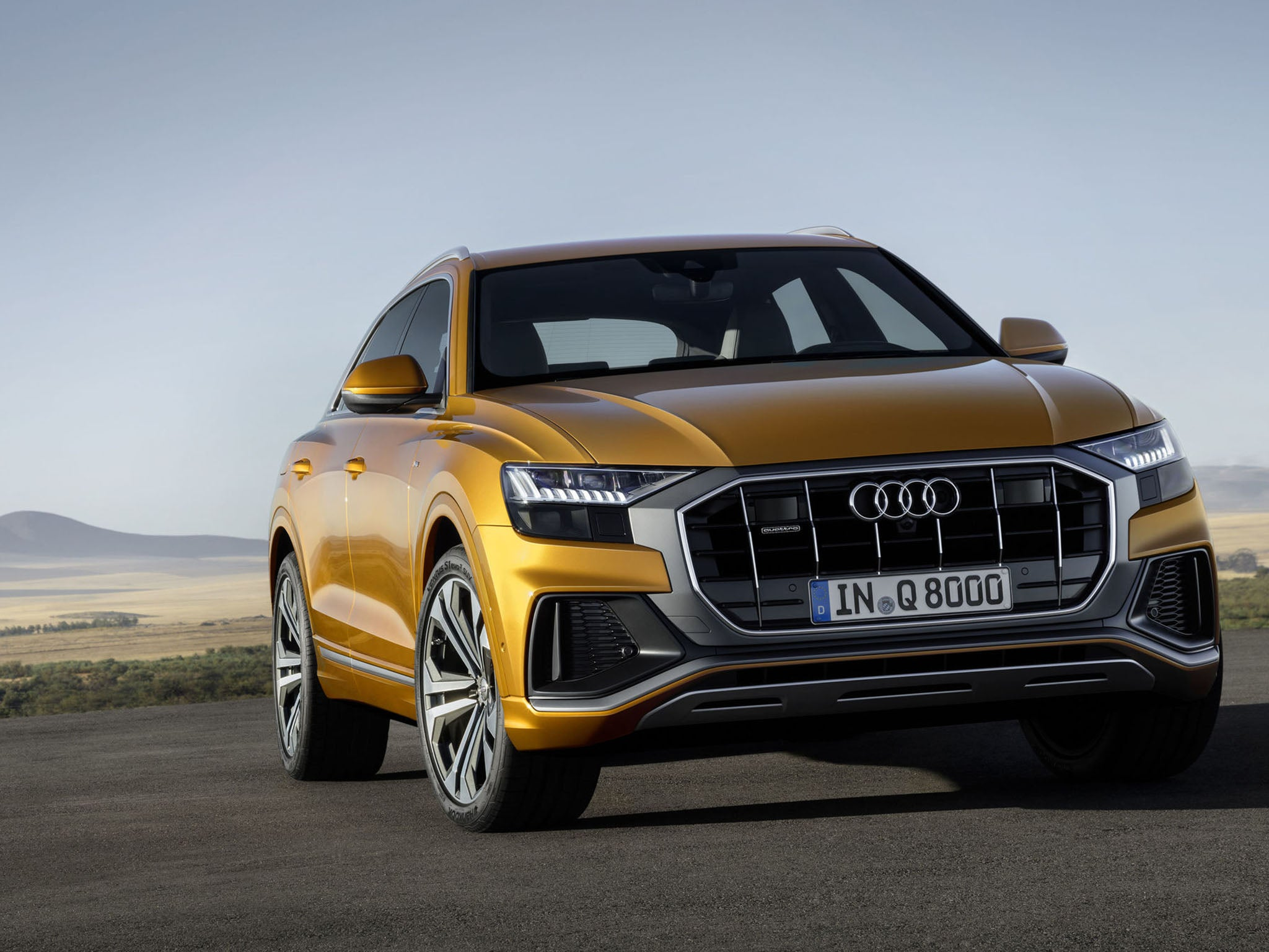 Audi - latest news, breaking stories and comment - The Independent