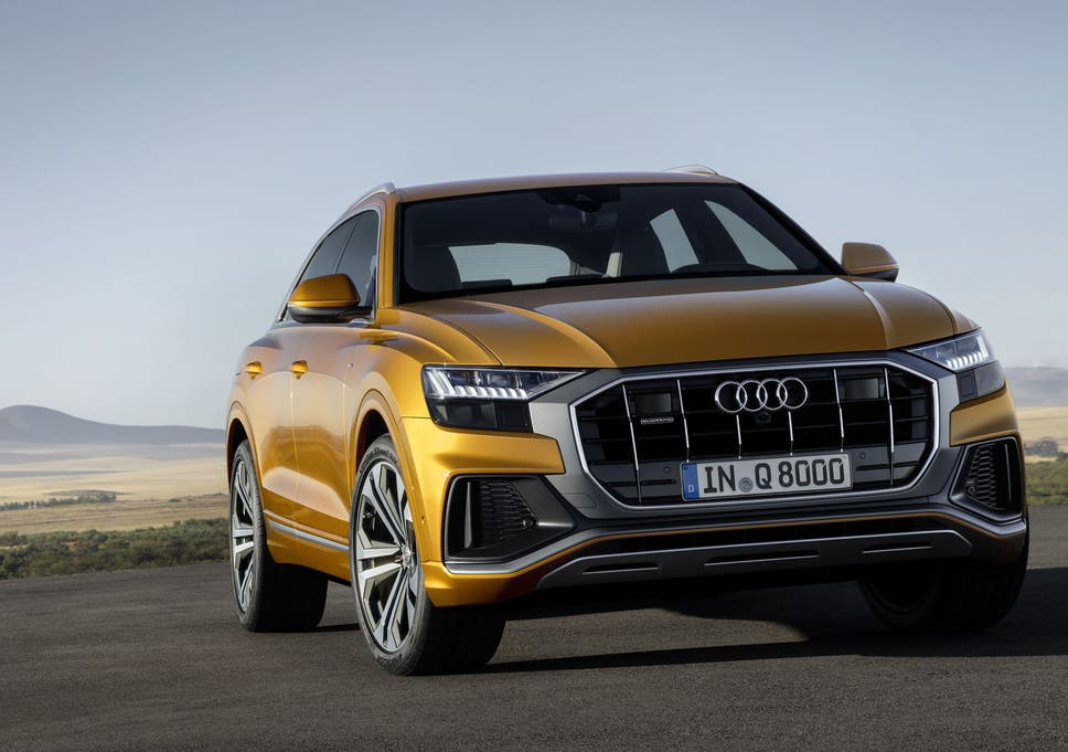 Audi Q8 Its Not Pretty But Thats The Point The Independent