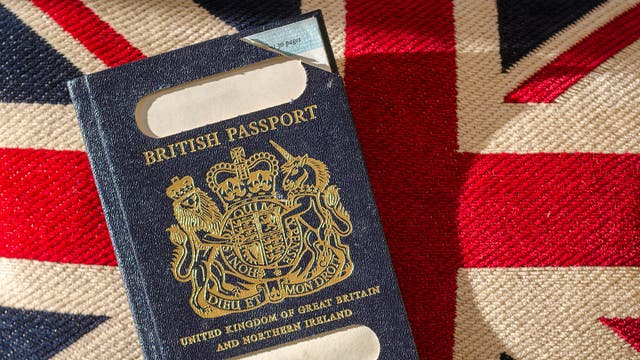 """British passports that expire after 29 March 2019 will continue to be valid as UK travel documents, but will lose the power that comes with being a European Union passport – notably the right of free movement within the EU27. UK passports issued from 30 March 2019 will have the words """"European Union"""" removed from the cover and the first page (along with the translations into Welsh and Gaelic). But they will still be burgundy. By October 2019, new British passports will have dark blue covers"""