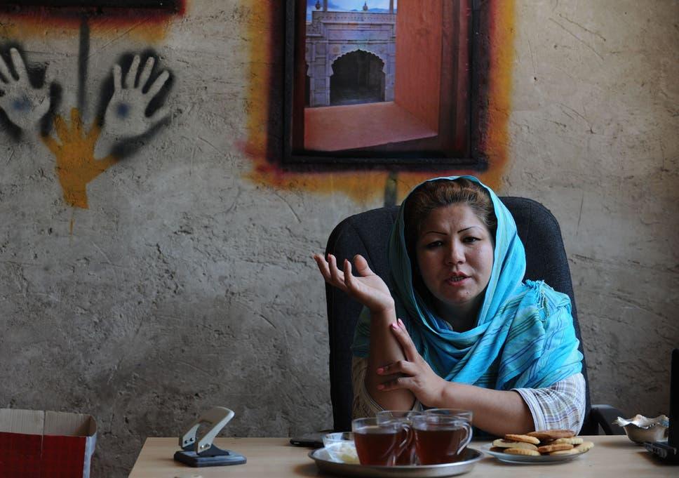 Sluts in Afghanistan