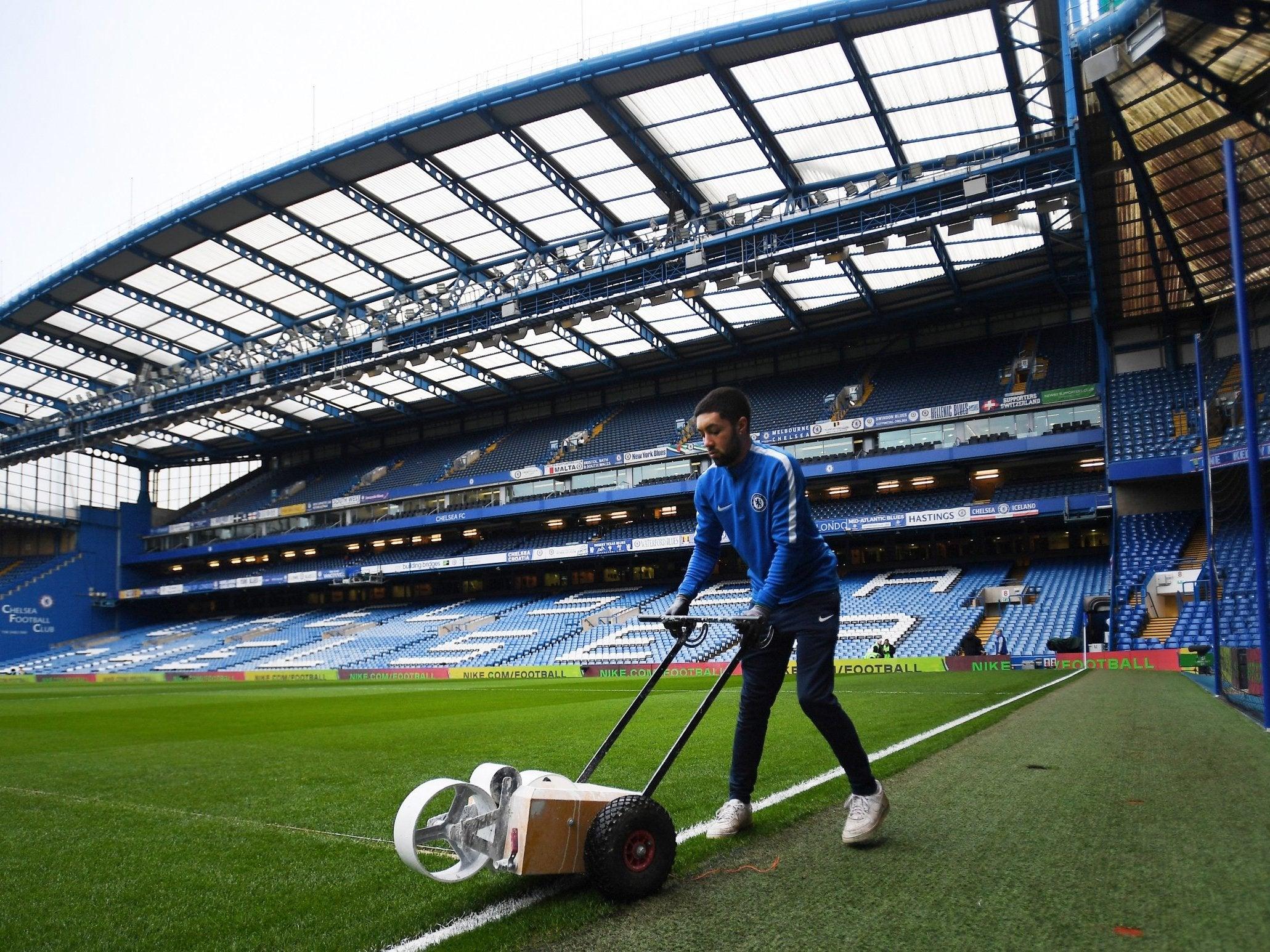 Chelsea vs Man Utd LIVE – stream, score, goals and latest updates from Stamford Bridge