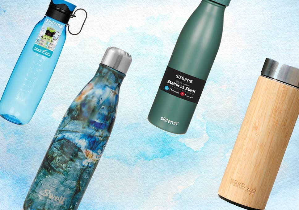 Best reusable water bottle: BPA-free drinking bottles guide to help