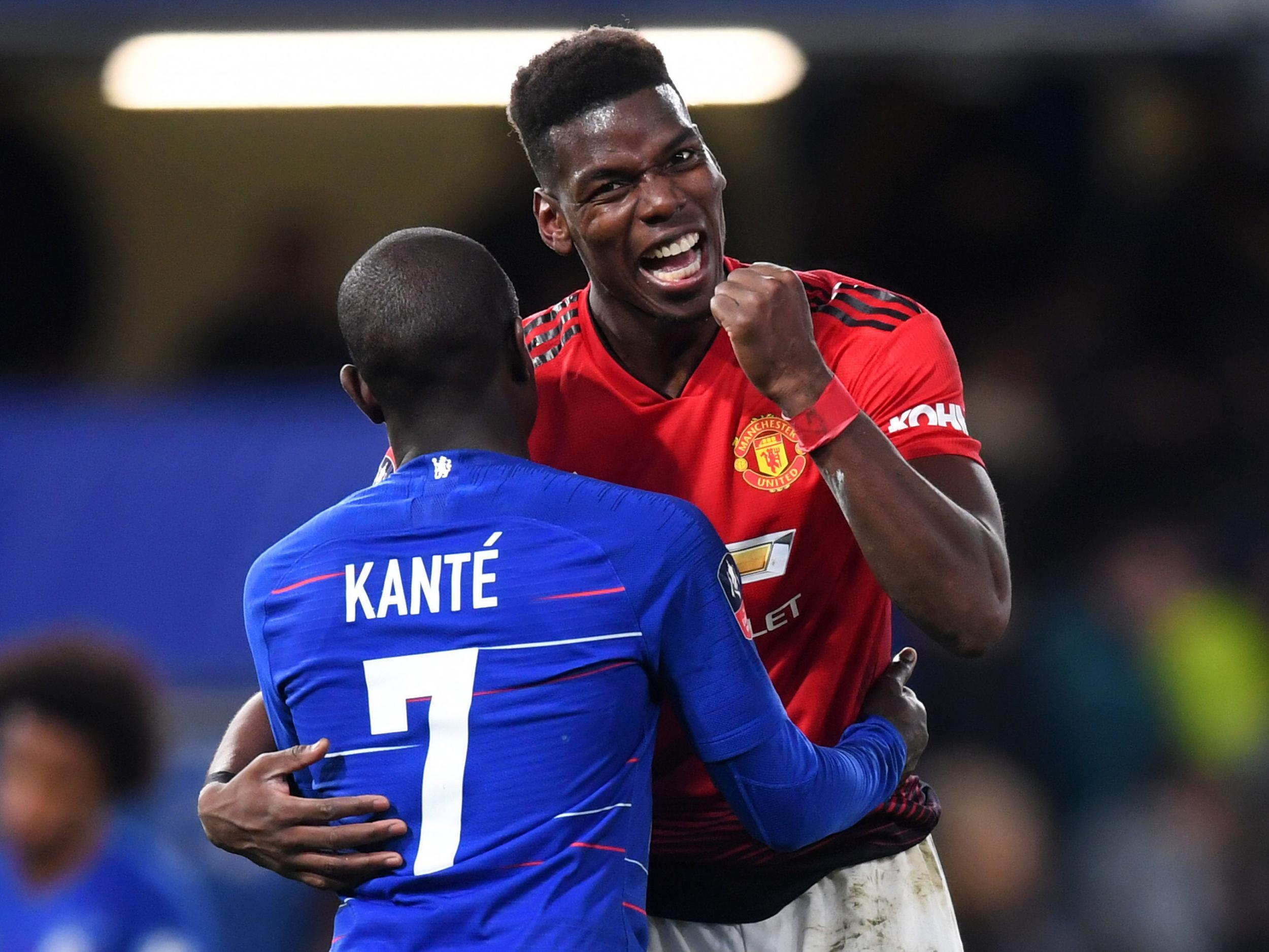 Chelsea vs Manchester United: Paul Pogba's 'trust' comment ...