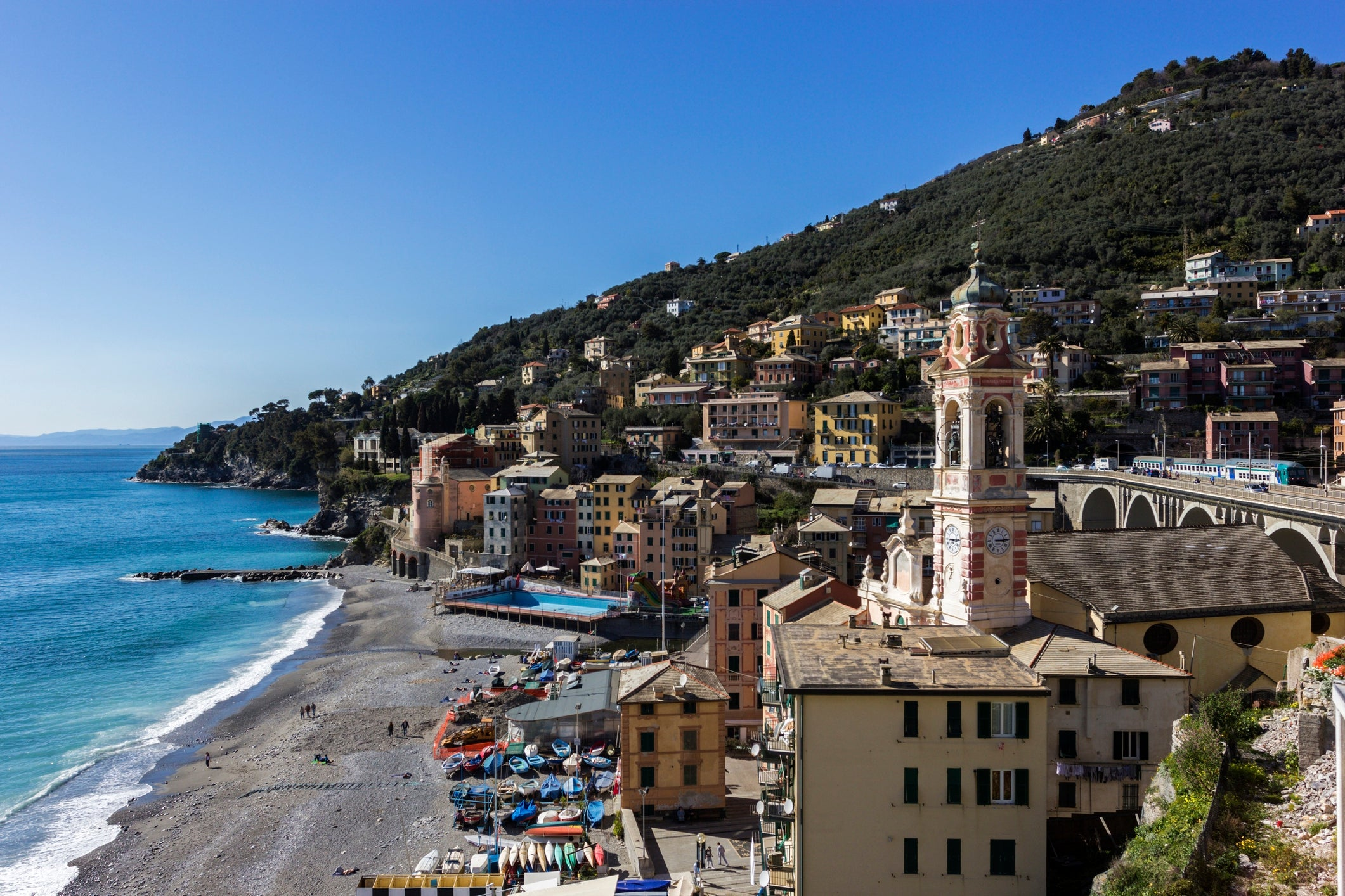 Golfo Paradiso, Italy: A rare unspoiled gem on the Italian Riviera
