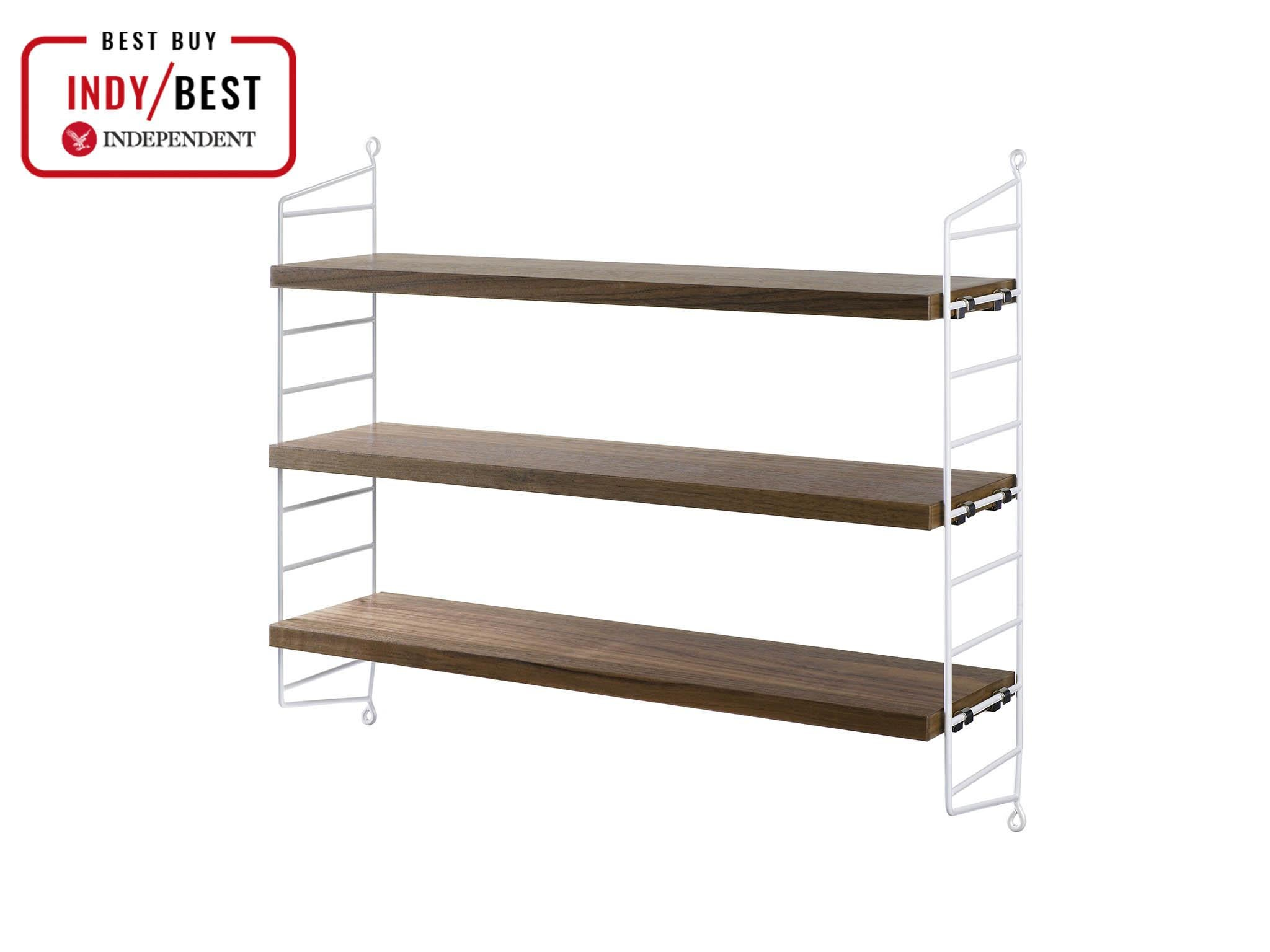 10 Best Wall Shelves The Independent