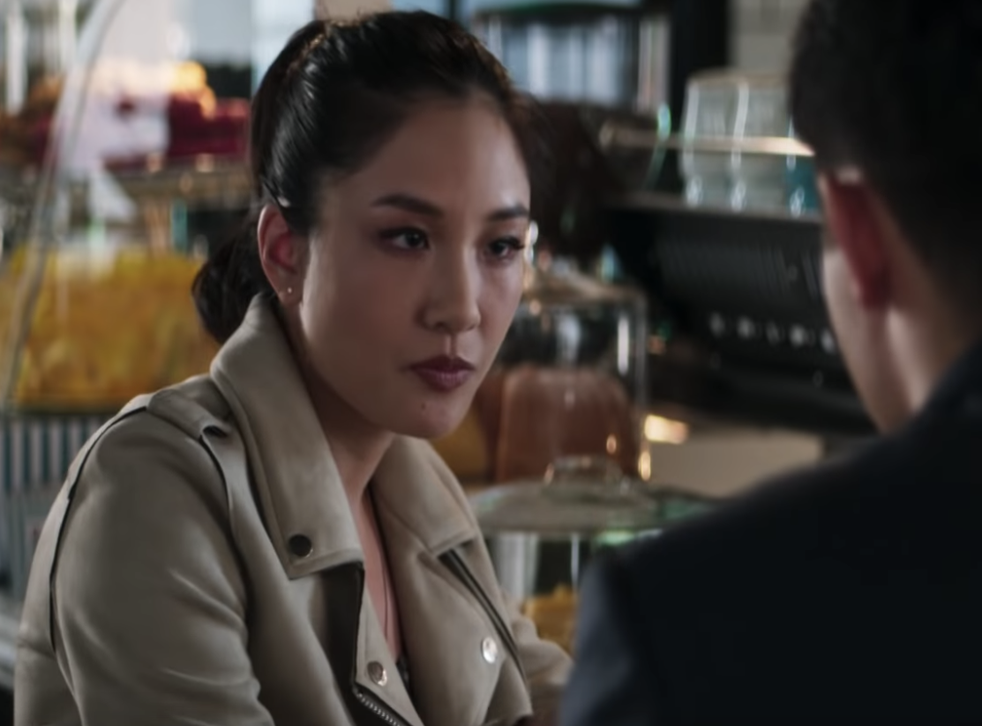 'Crazy Rich Asians' is one of the movies of the past year that features a female protagonist and several female major characters.