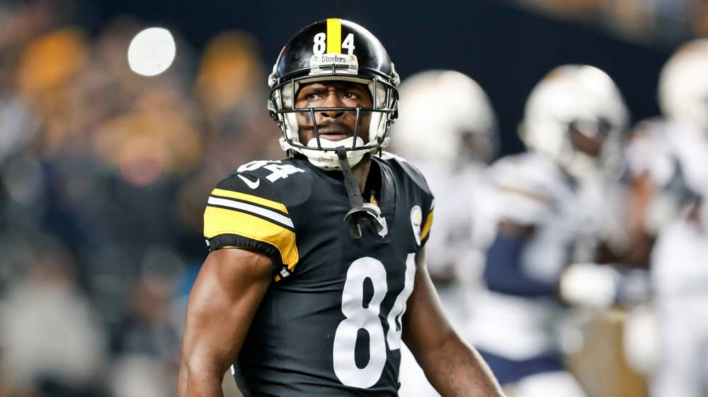 sale retailer 935d2 c0510 Antonio Brown trade news: Steelers have several teams ...