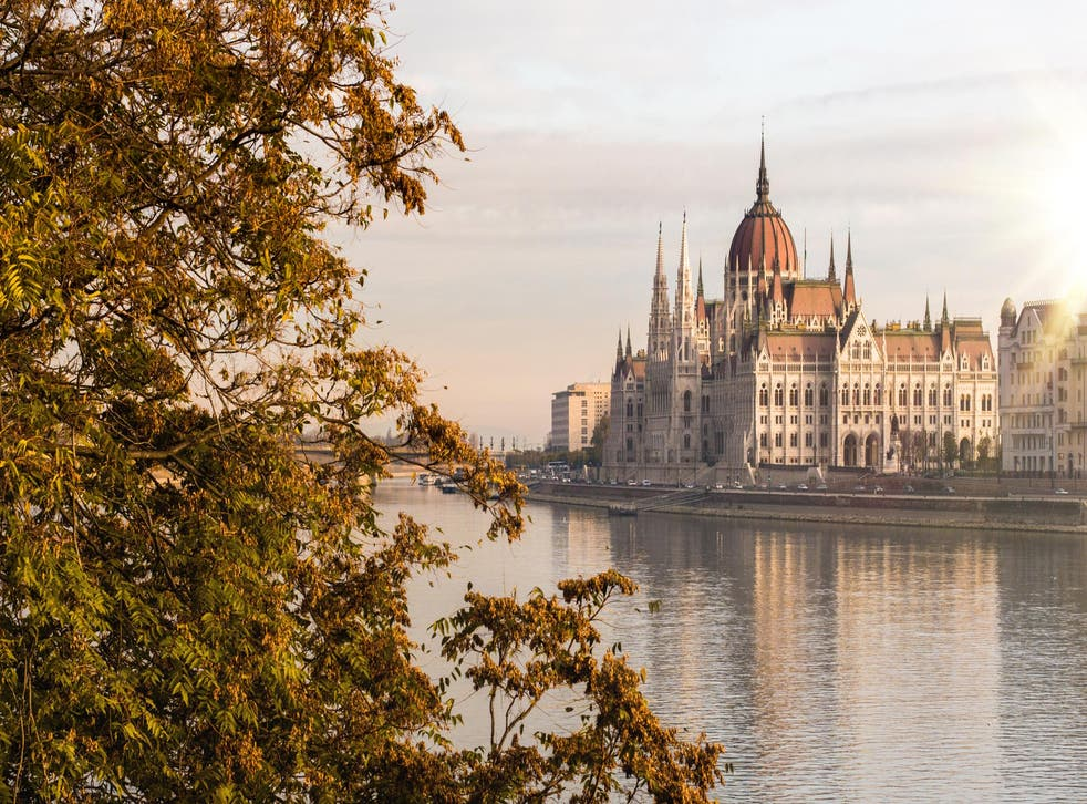 Budapest is becoming increasingly popular for city breaks year-round