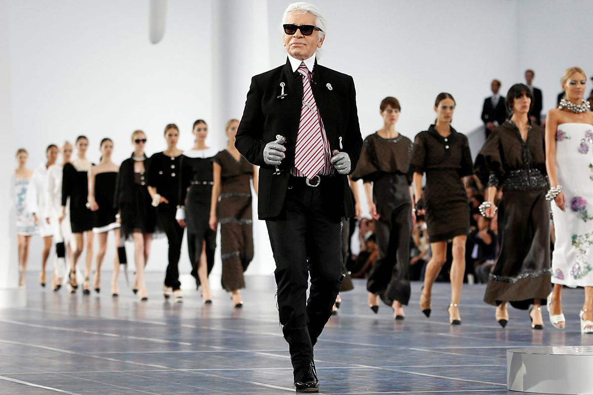 I've written a few obituaries in my time — and I think we owe it to ourselves to be honest about Karl Lagerfeld