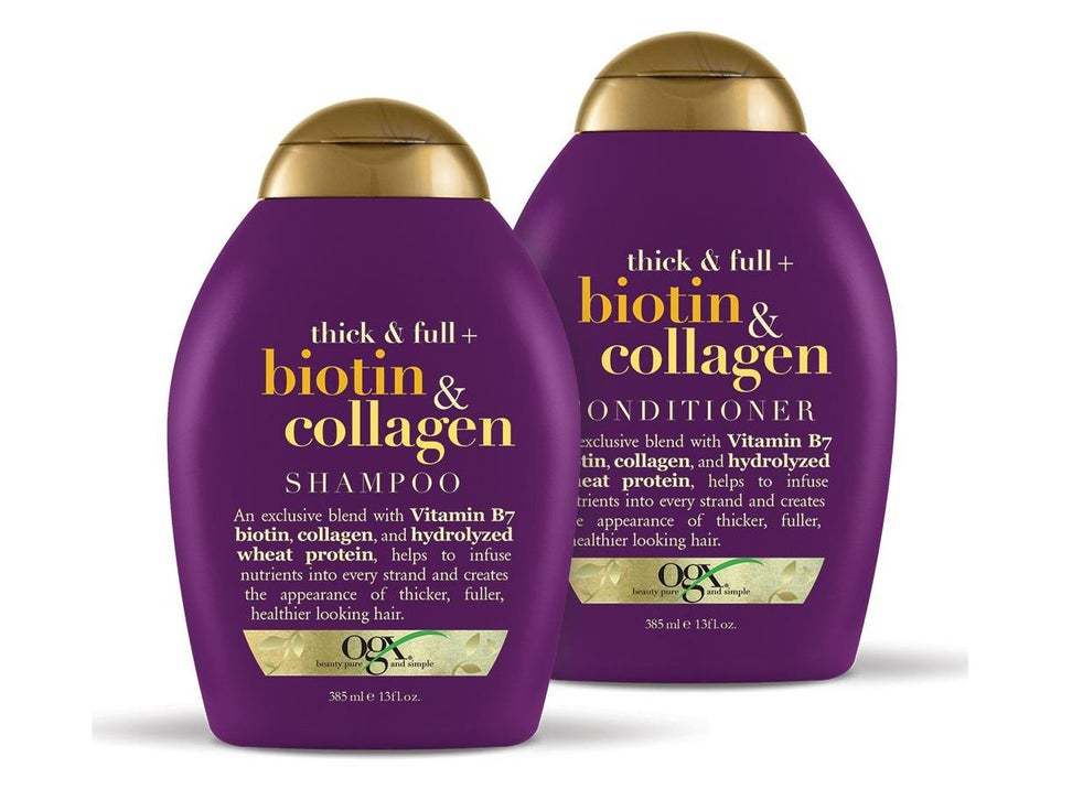 Best Hair Thickening Products Shampoos Conditioners And More The Independent The Independent