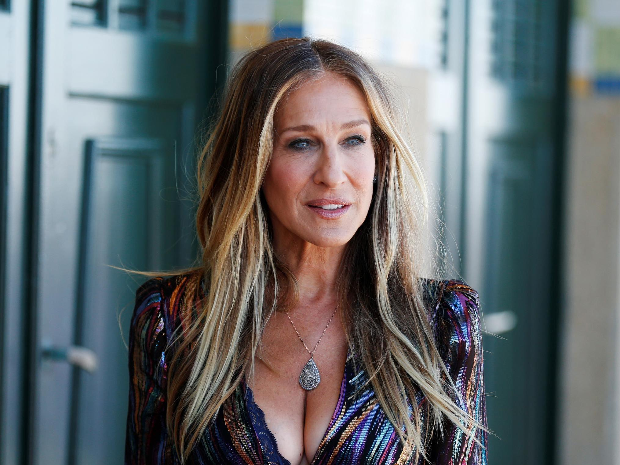 Sarah Jessica Parker discusses 'humanism' when asked about ...