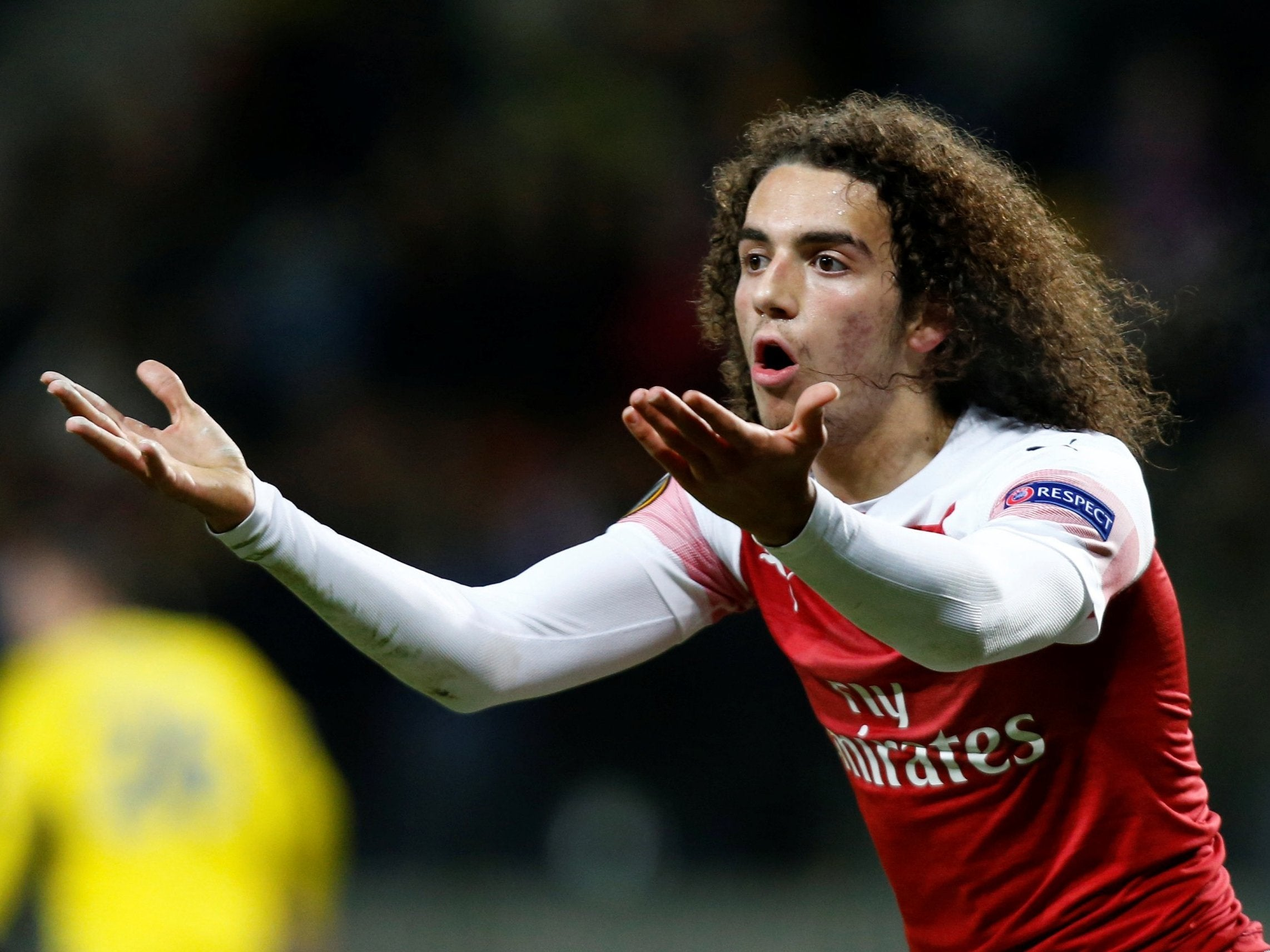 new style ff66d 3e50c Matteo Guendouzi: 'No one had heard of me before I joined ...