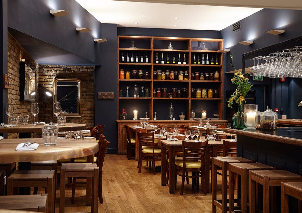 Cliffords Restaurant Review 1970s Revival Food Softens The