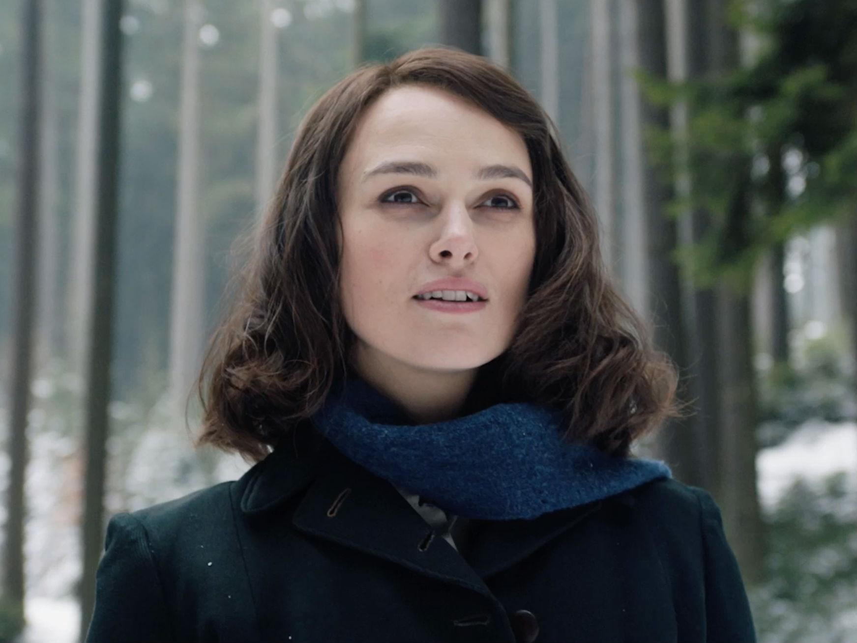 Keira Knightley reveals her one hope for fans watching new film The Aftermath