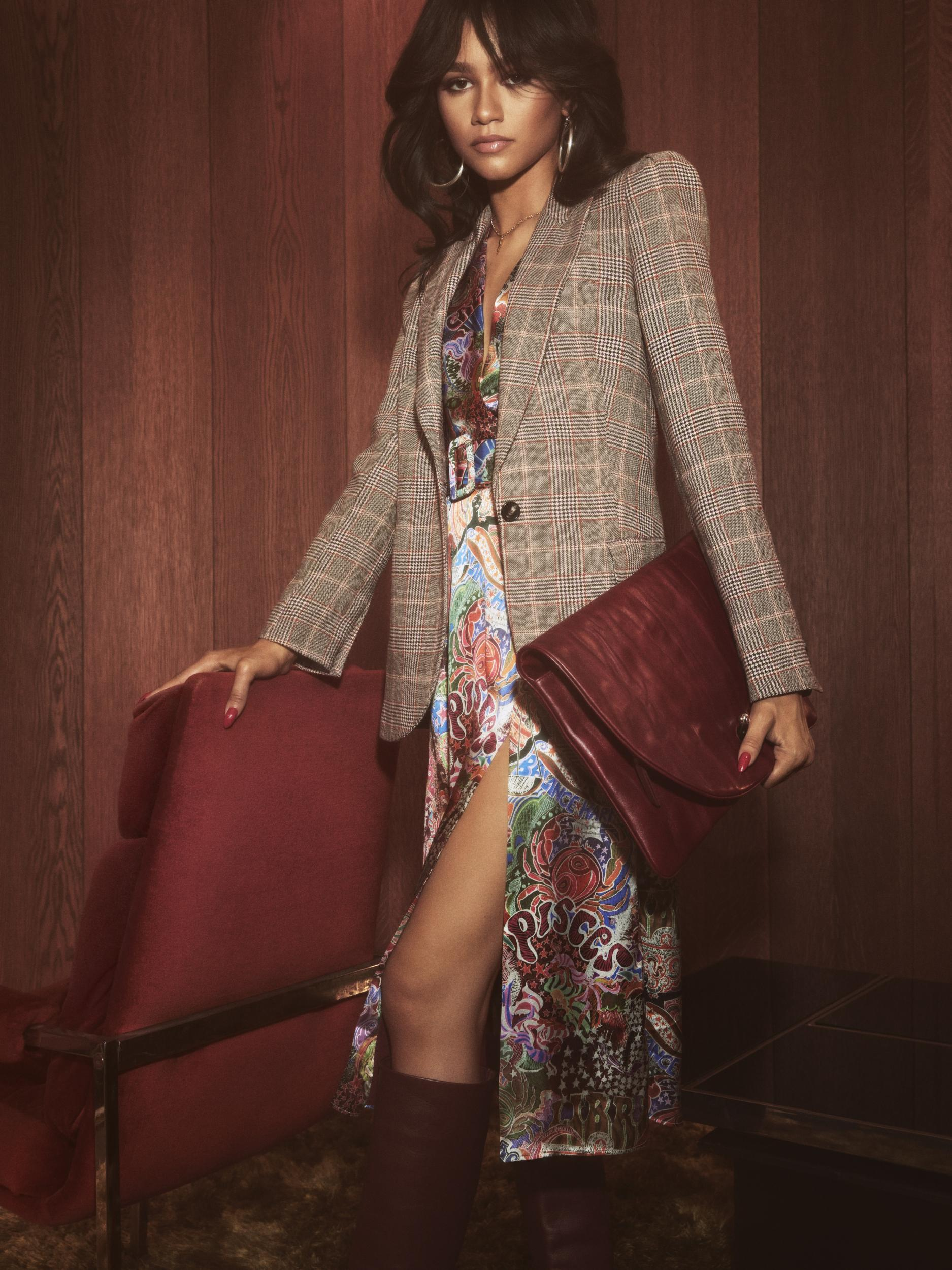 230d90e7b Tommy Hilfiger x Zendaya: First look at collection ahead of Paris ...