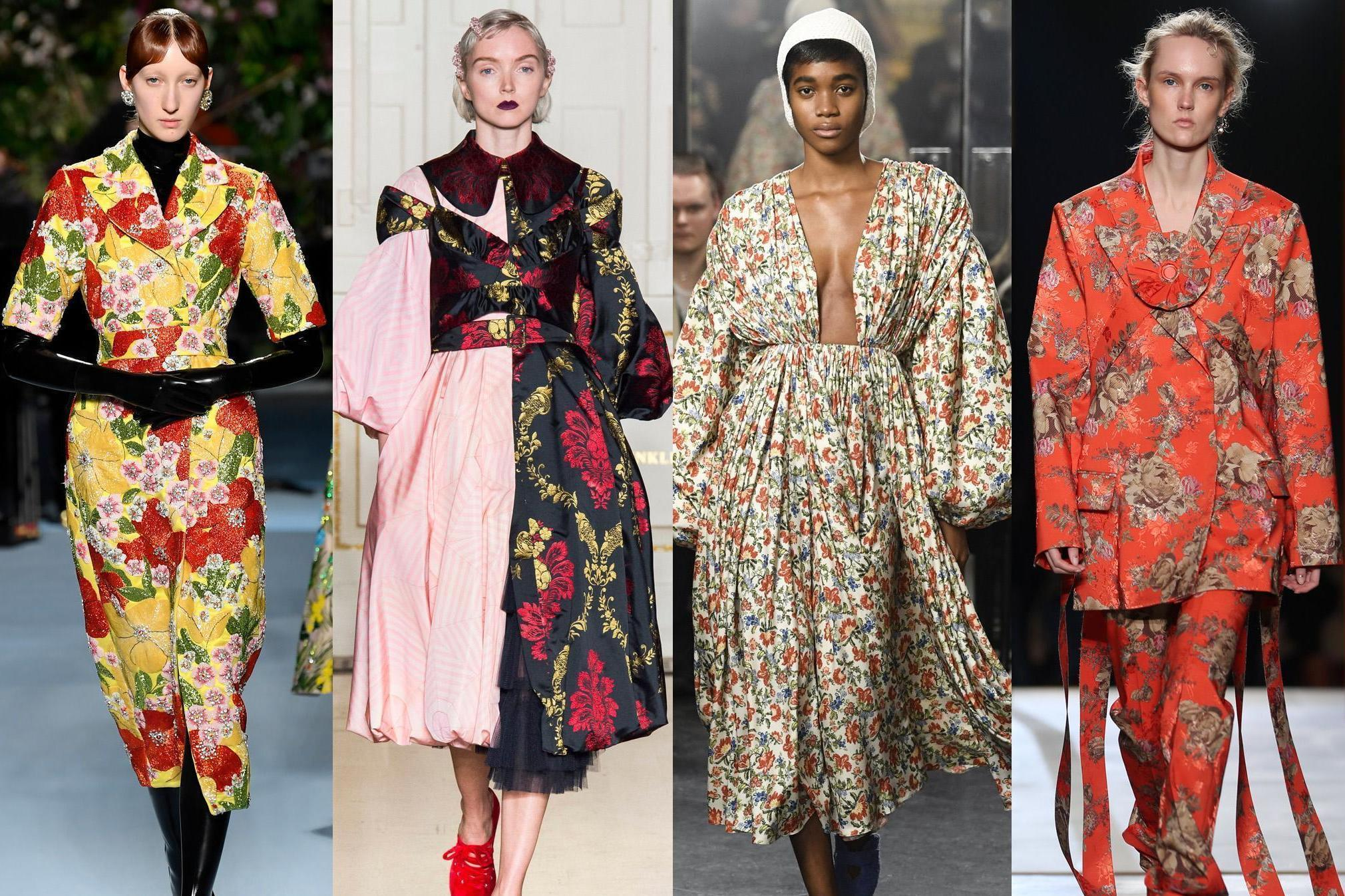 London Fashion Week: The five major trends you need to know
