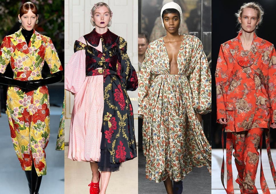 434e750dbd London Fashion Week  The five major trends you need to know