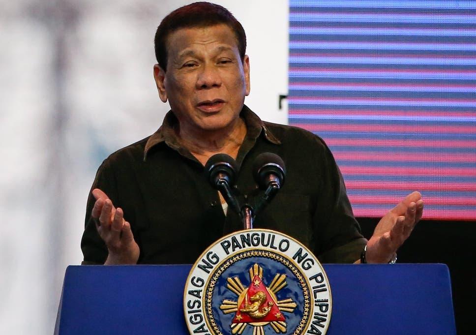 Rodrigo Duterte : « Frappez, tirez sur les fonctionnaires corrompus »