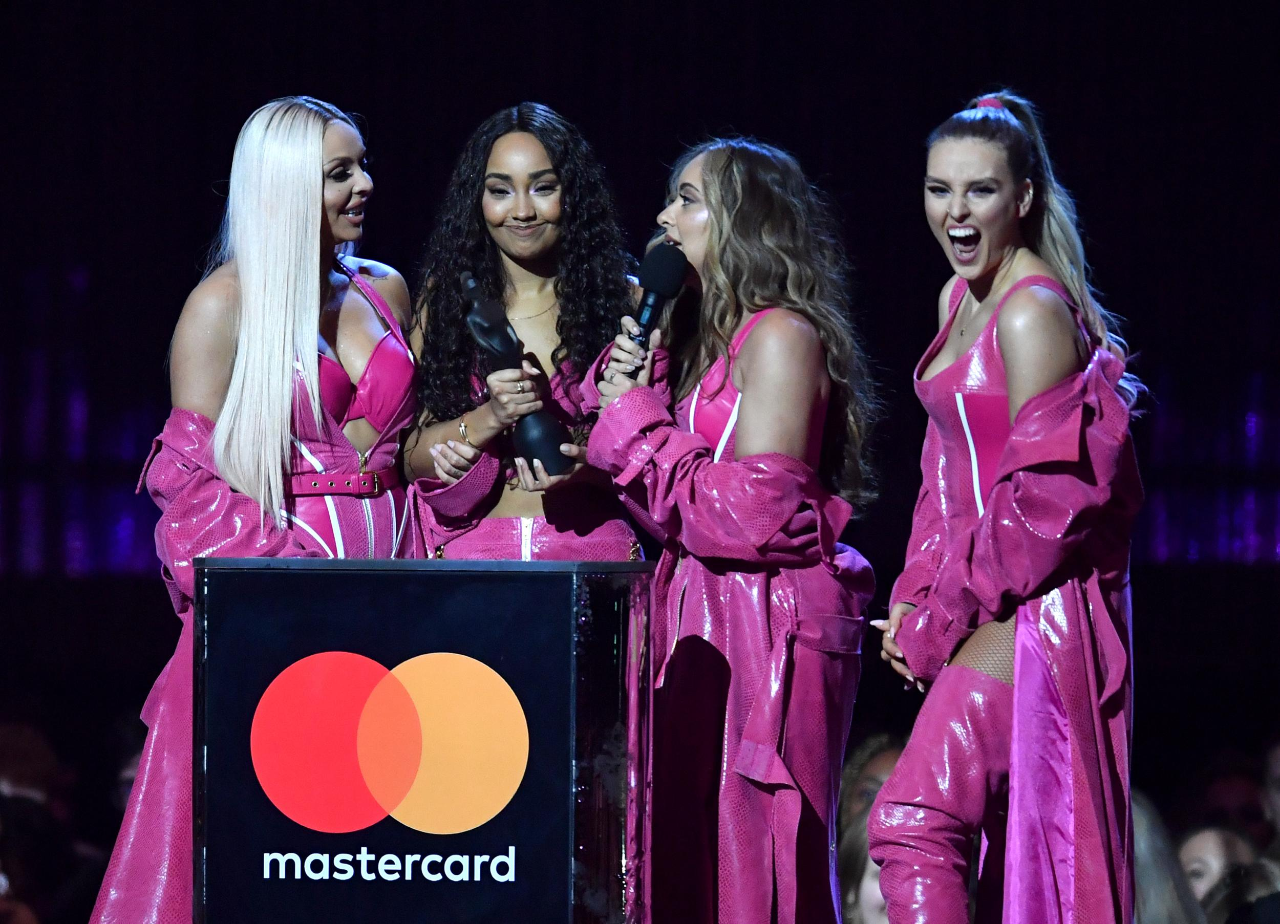 Brits 2019 winners list in full: The 1975, Calvin Harris and Little Mix win big at awards