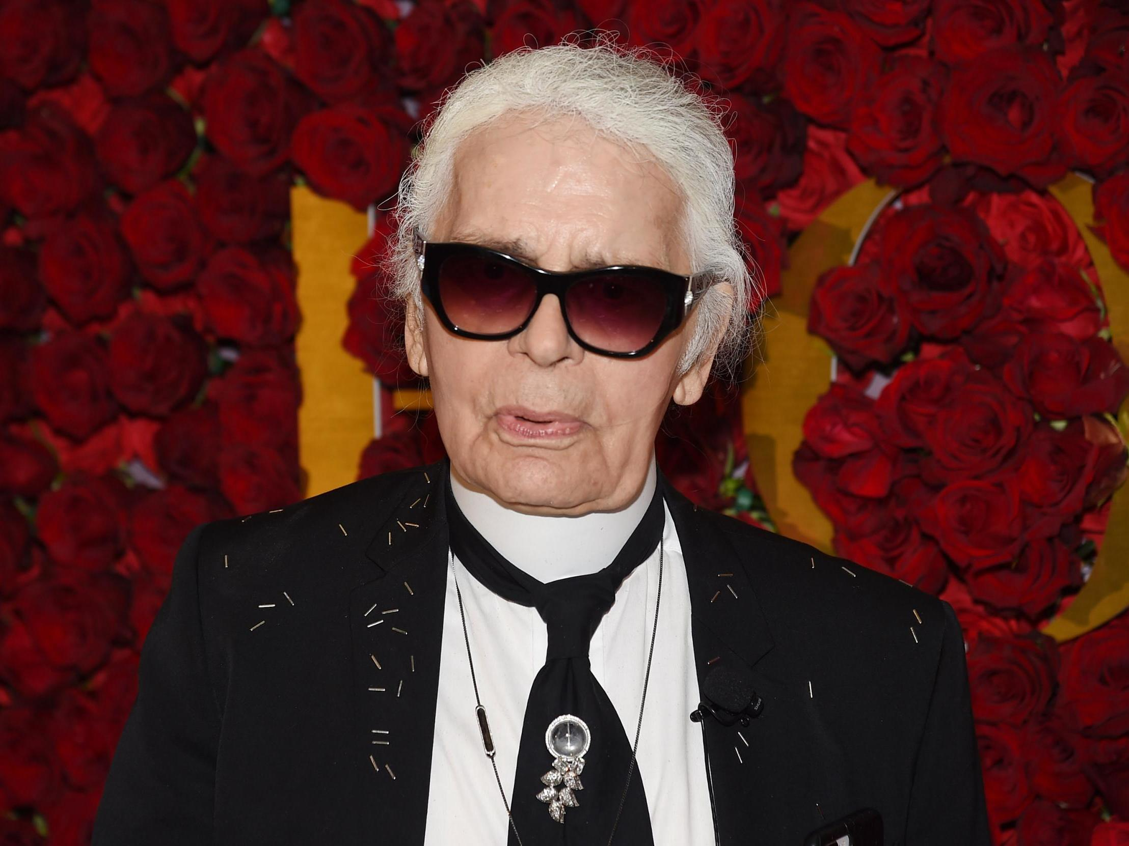 Karl Lagerfeld 'to be cremated' in line with the Chanel fashion designer's wishes