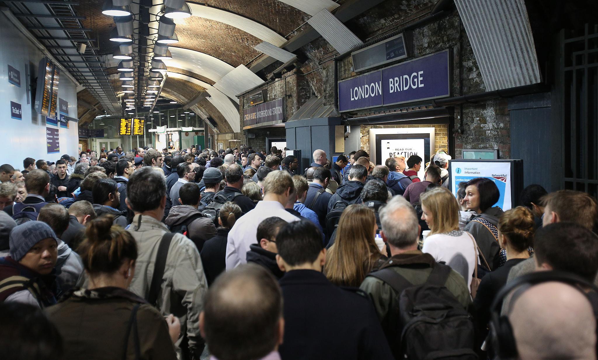 8. London Bridge