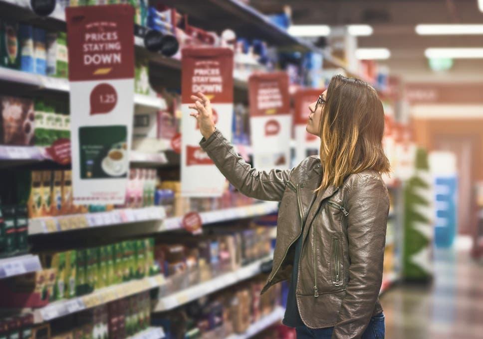 91afa16d0e Waitrose voted UK's favourite supermarket, ousting Aldi from top spot