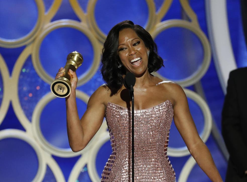 In her Golden Globes acceptance speech, Regina King vowed to ensure 50-50 gender parity in every future project