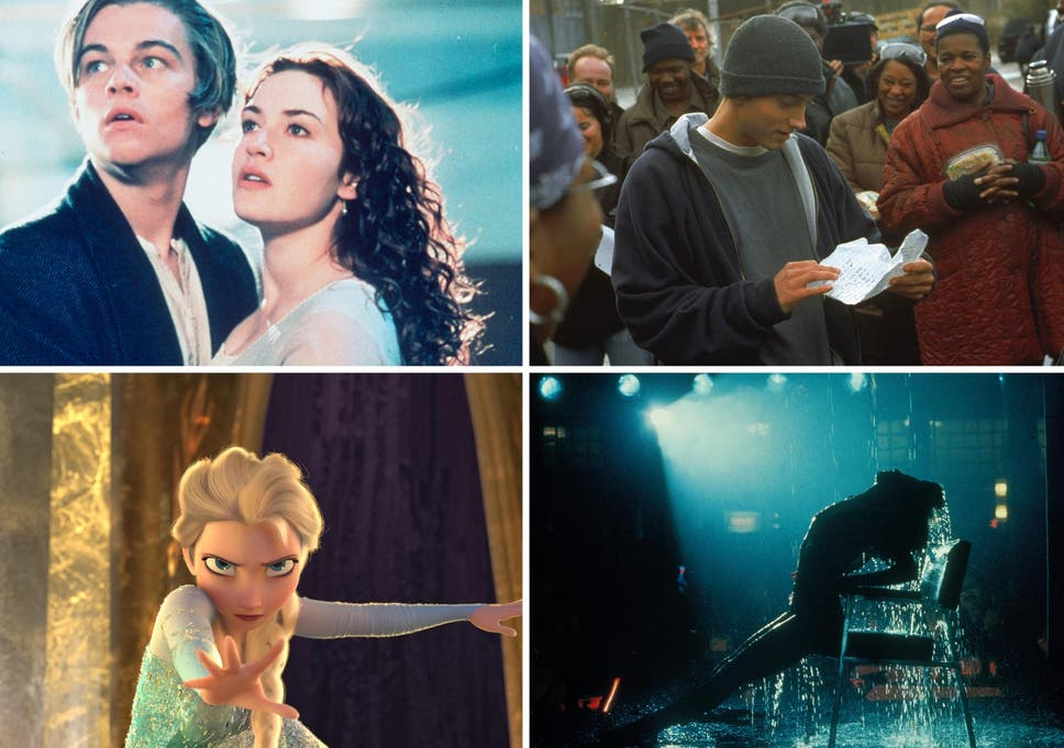 Oscars 2019: The 20 greatest Best Original Song winners