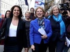 Theresa May needs to open her eyes, says Tory defector Heidi Allen