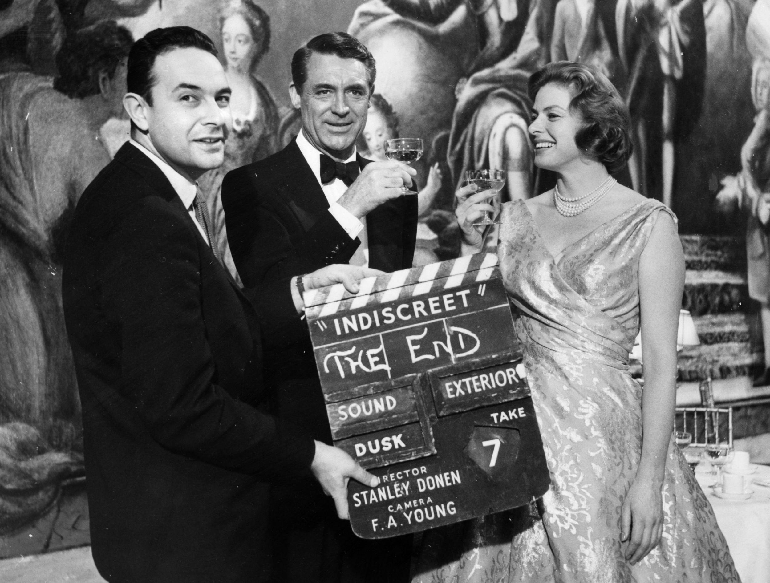 Stanley Donen dead: Director of Hollywood's golden age musicals including Singin' in the Rain and Funny Face dies aged 94