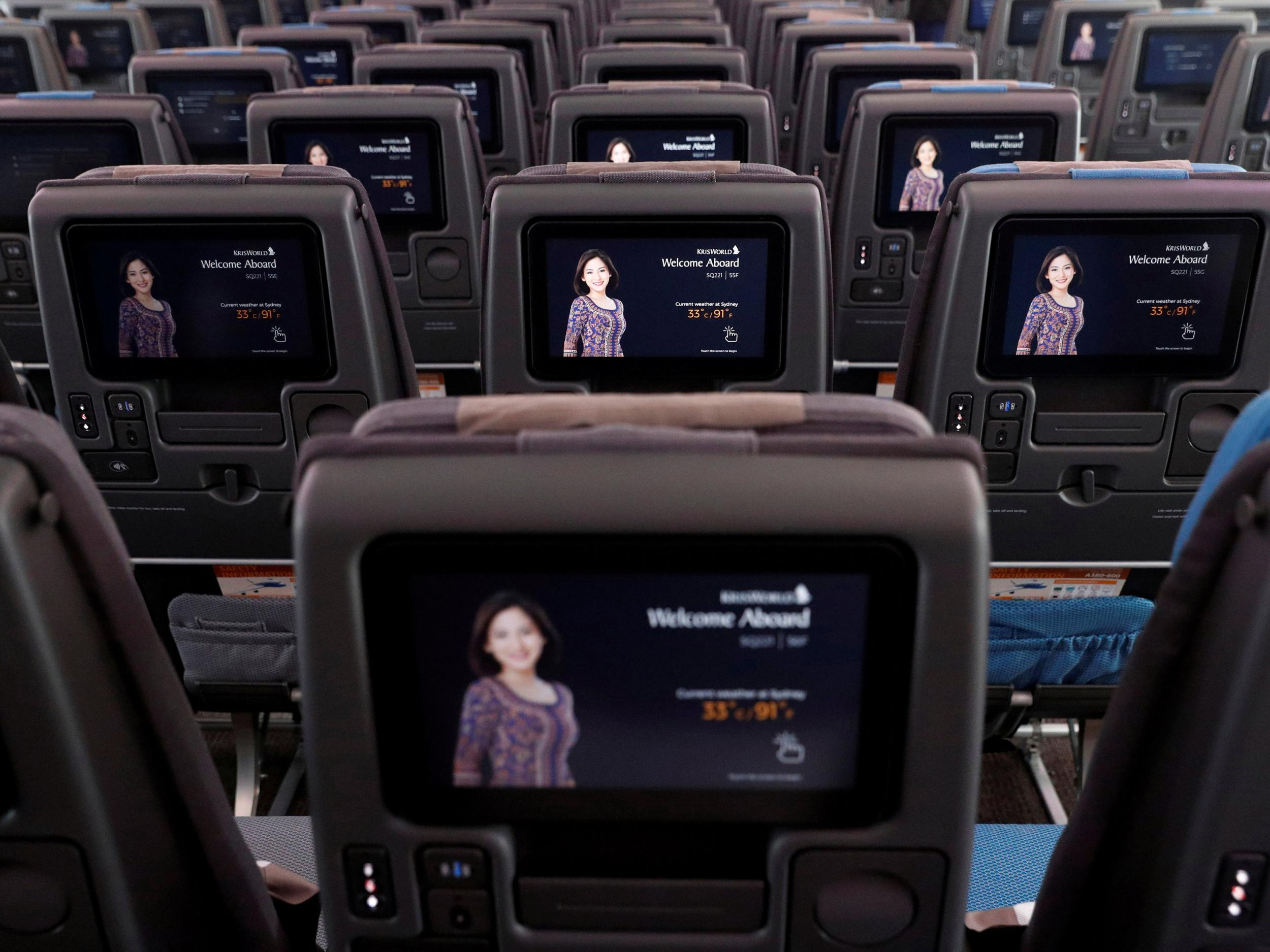 Remarkable Airlines Admit Having Cameras Installed On Back Of Pdpeps Interior Chair Design Pdpepsorg
