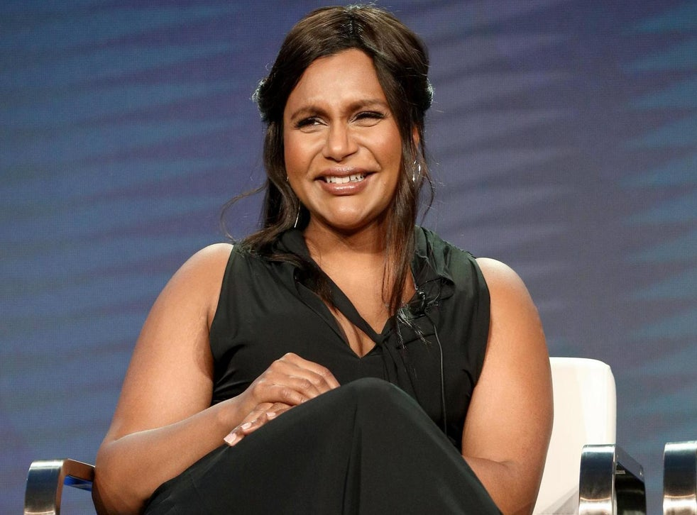 Mindy Kaling Defends Aziz Ansari On Instagram After Going To See His Comedy Show The Independent The Independent