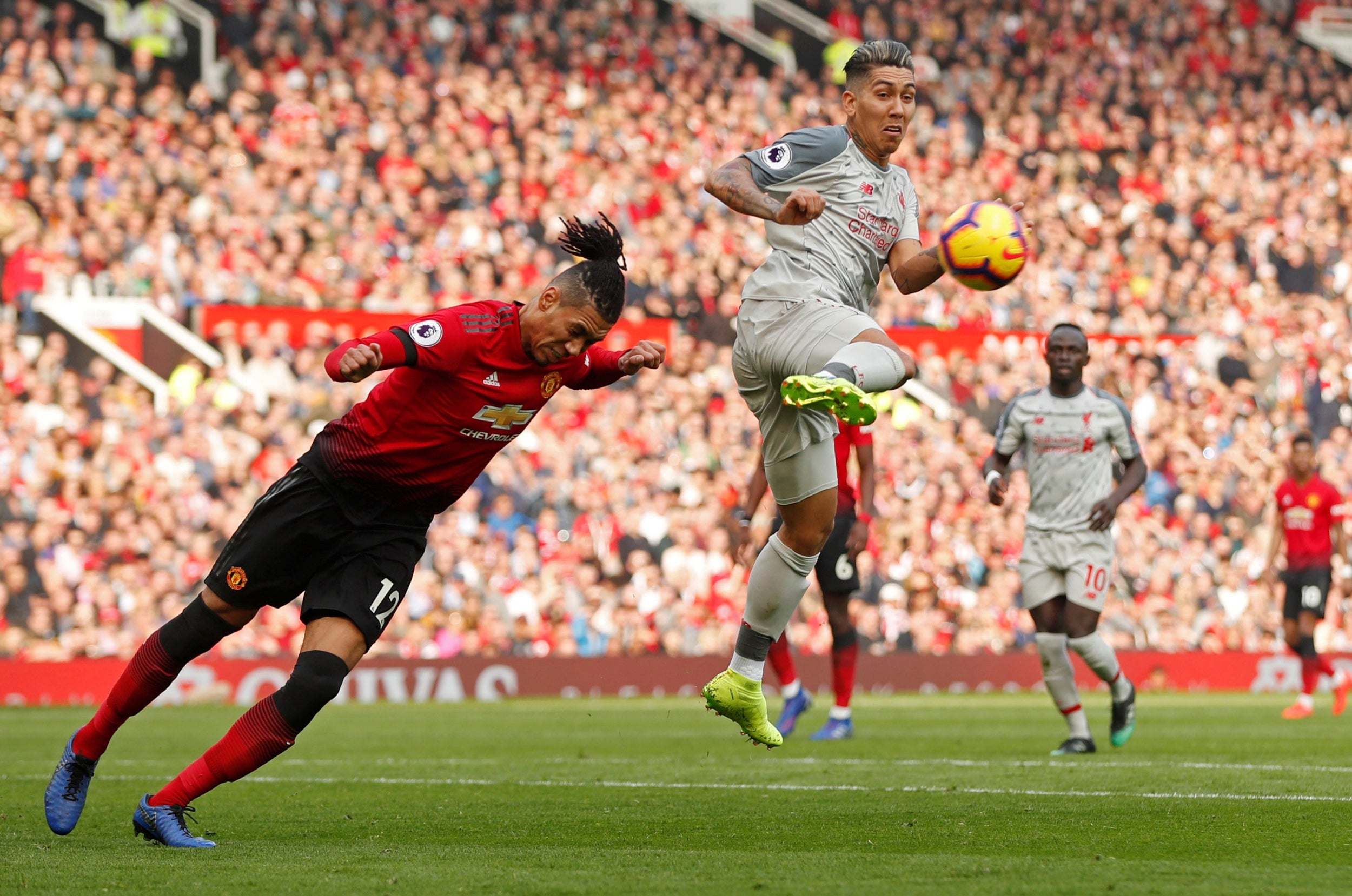 Manchester United Vs Liverpool Ole Gunnar Solskjaer Delighted With