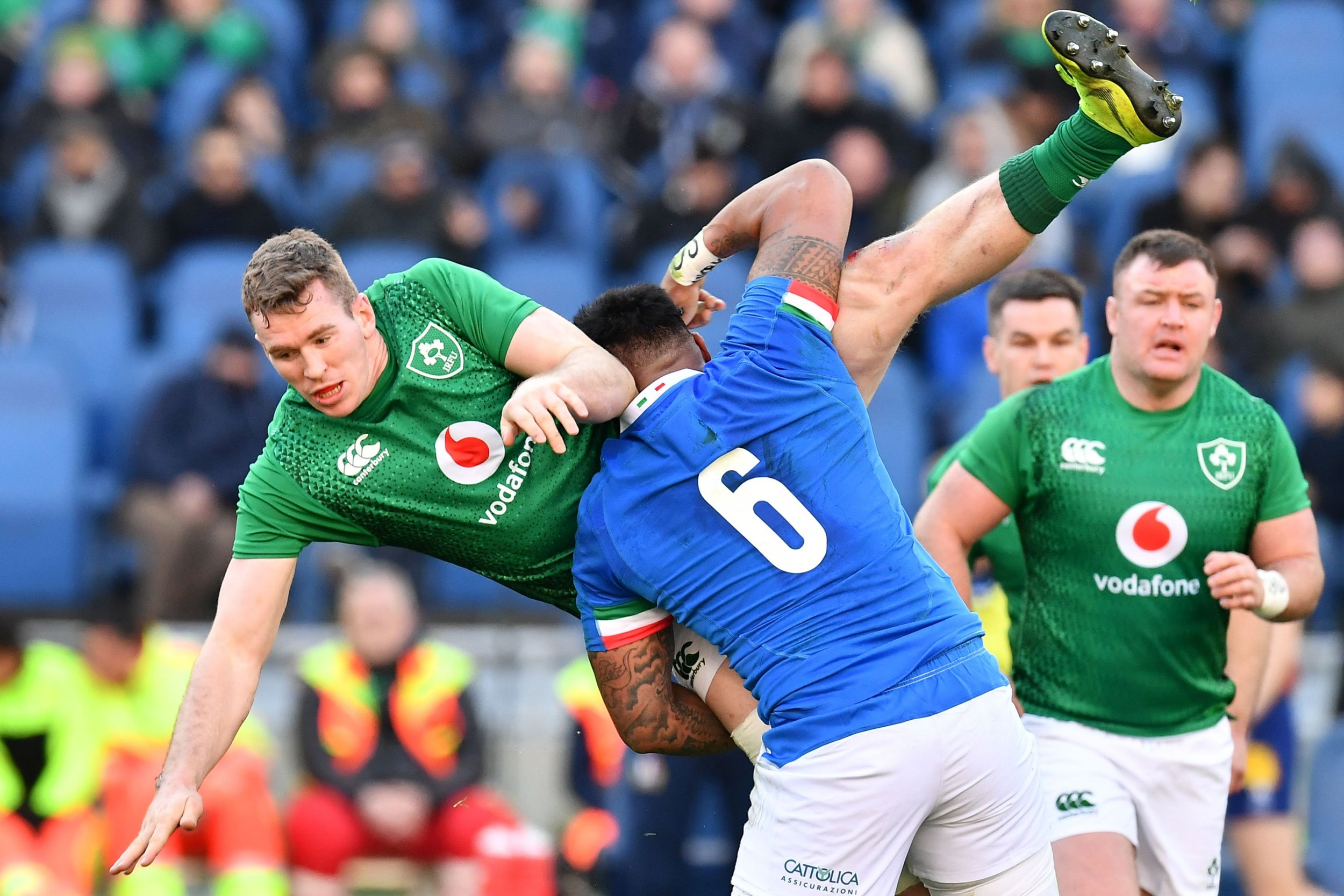 Italien Vs Irland