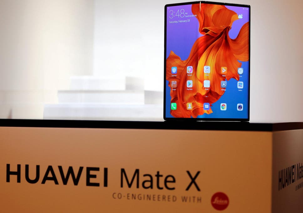 Huawei Mate X: Controversial Chinese firm latest to take on Samsung